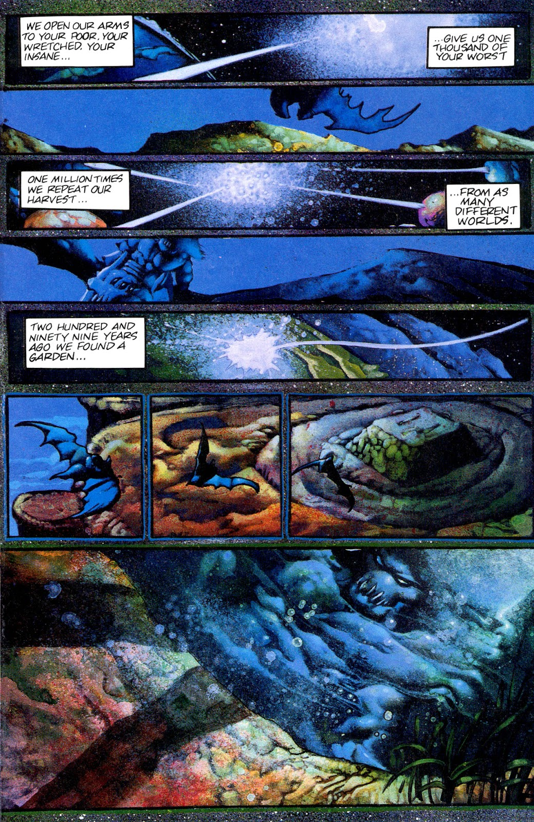 Read online Melting Pot comic -  Issue #3 - 15