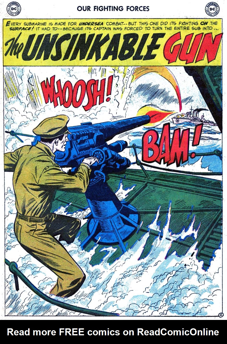 Our Fighting Forces (1954) issue 17 - Page 27