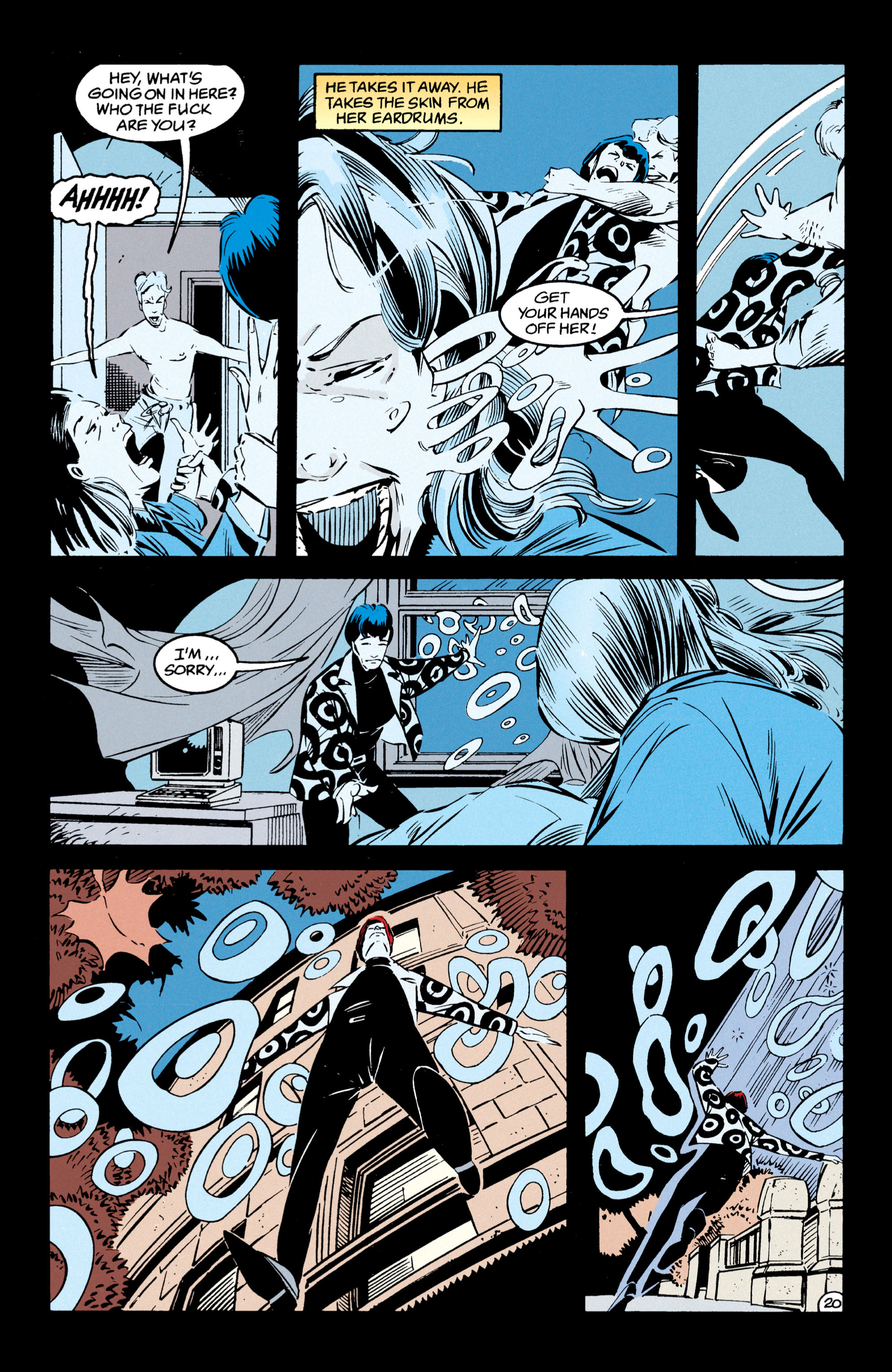 Read online Shade, the Changing Man comic -  Issue #54 - 21