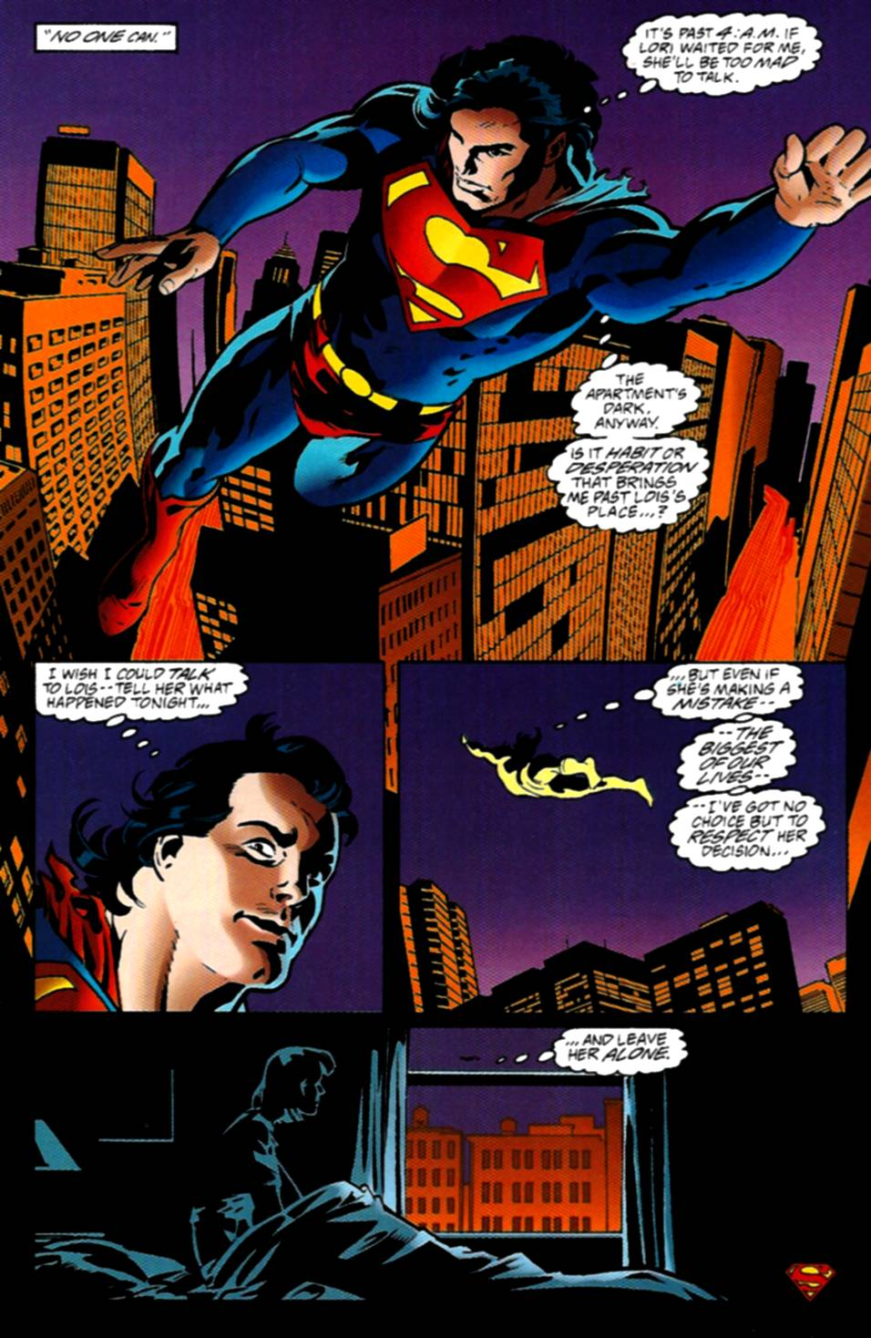 Read online Adventures of Superman (1987) comic -  Issue #534 - 23