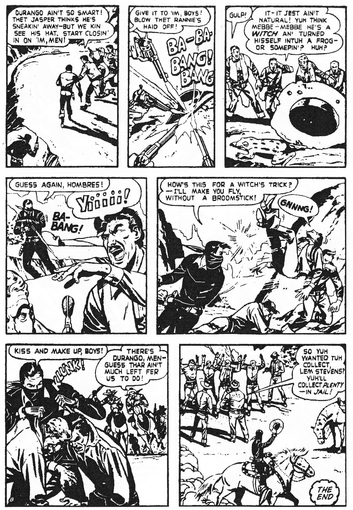 Read online Men of Mystery Comics comic -  Issue #81 - 194