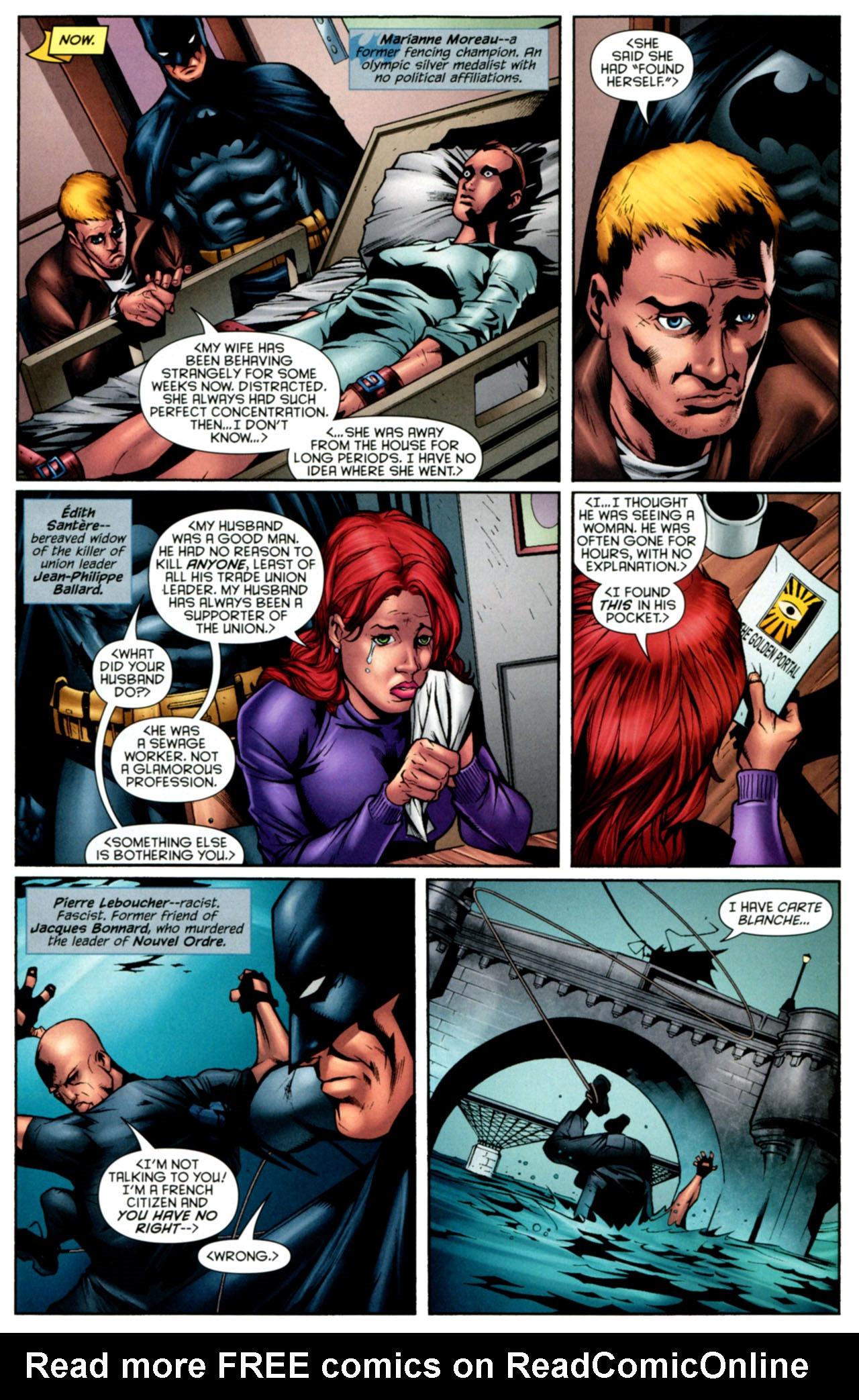 Read online Detective Comics (1937) comic -  Issue # _Annual 12 - 20