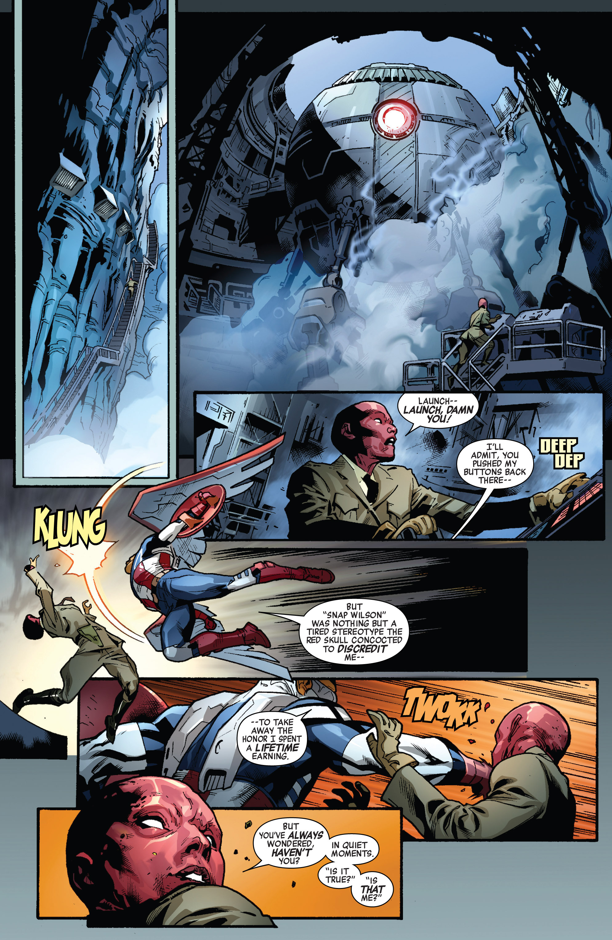 Read online All-New Captain America comic -  Issue #3 - 19