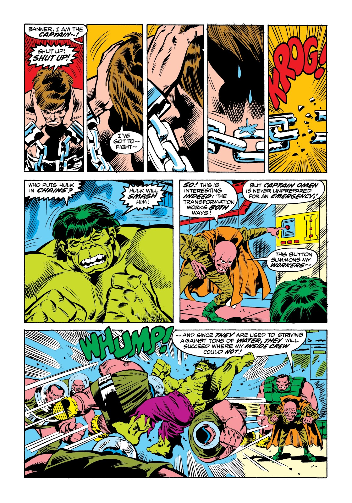 Read online Marvel Masterworks: The Incredible Hulk comic -  Issue # TPB 9 (Part 2) - 73