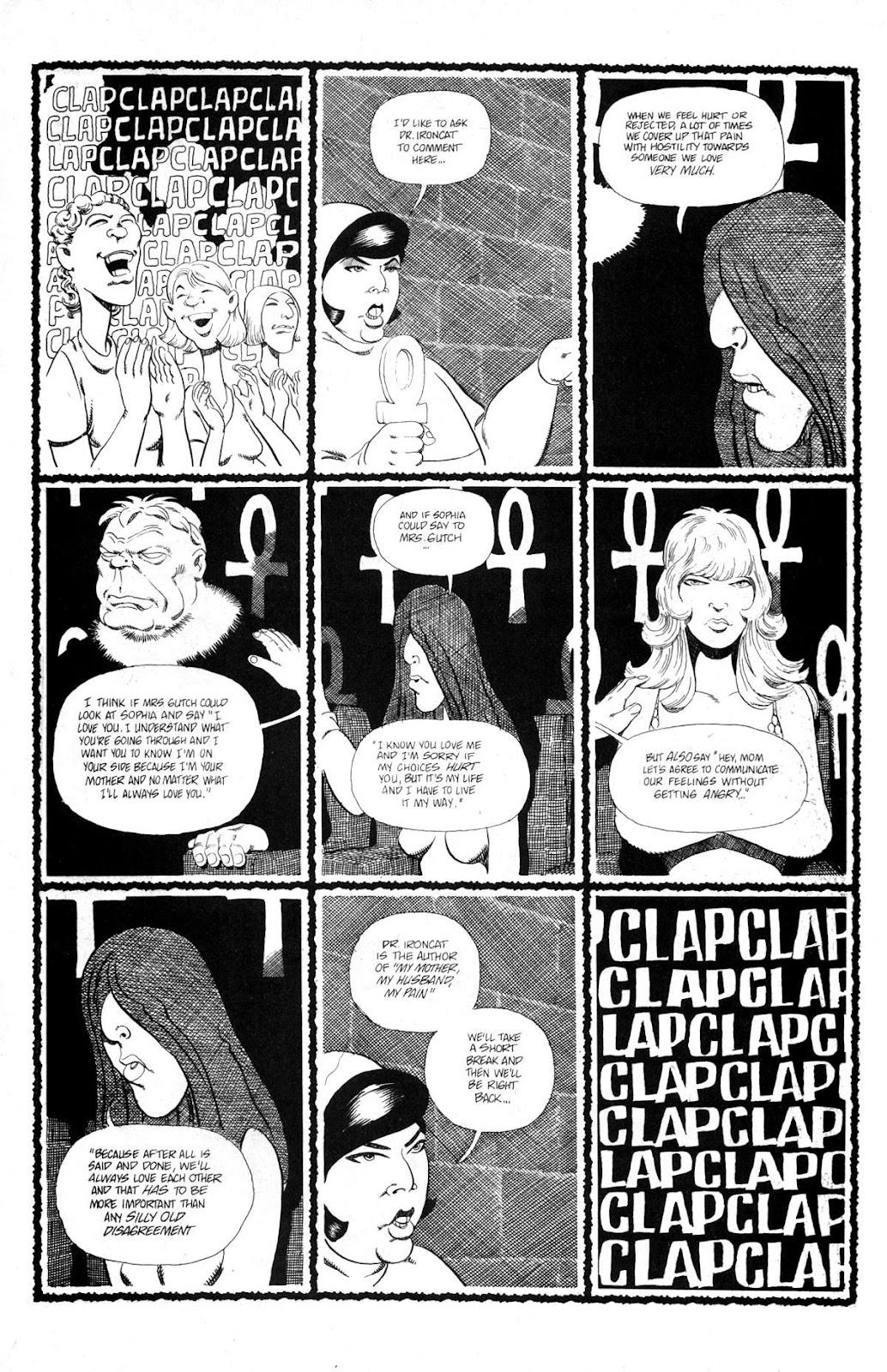 Cerebus Issue #163 #162 - English 17