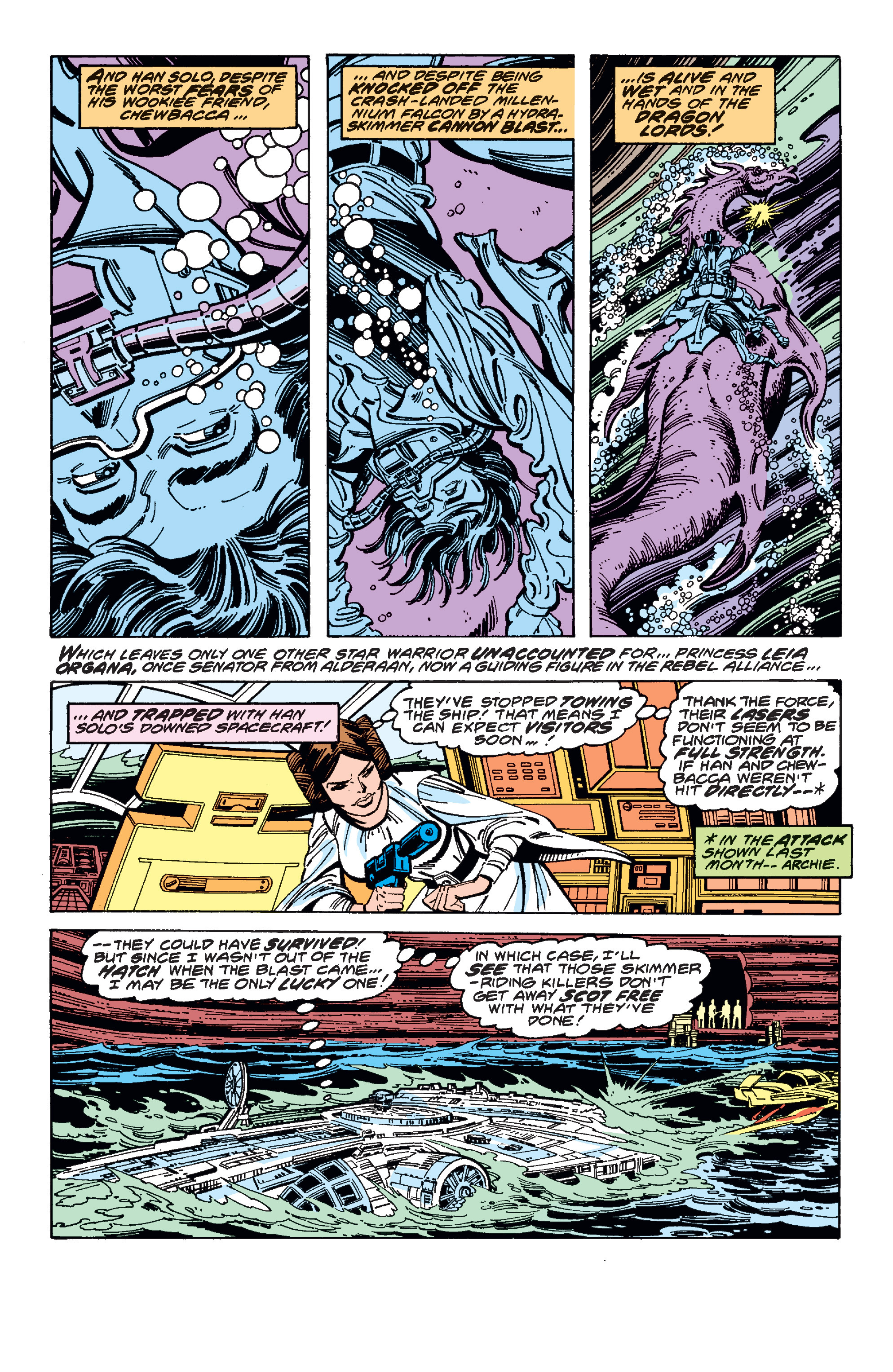 Read online Star Wars Omnibus comic -  Issue # Vol. 13 - 246
