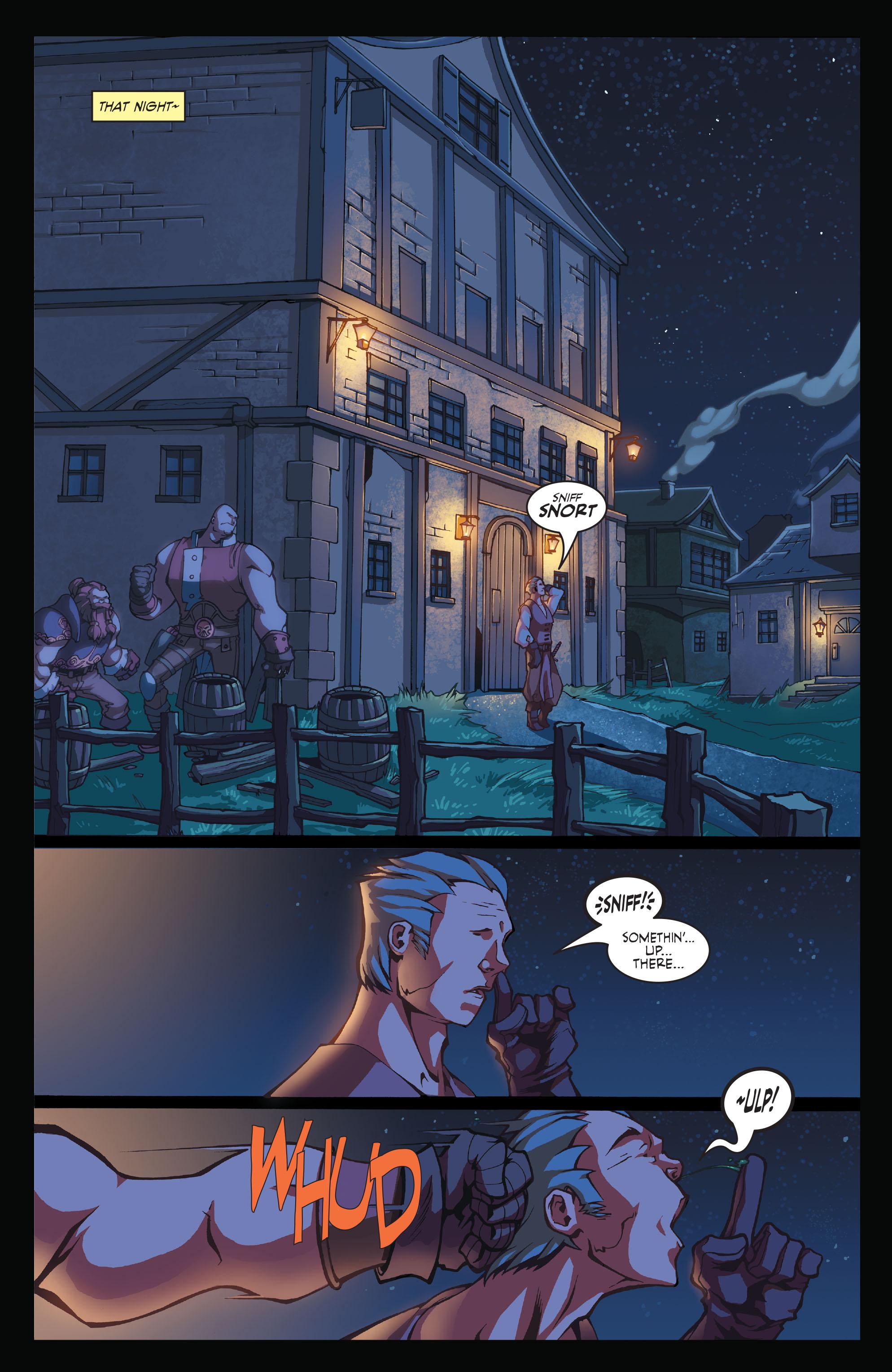 Read online Skullkickers comic -  Issue #1 - 22