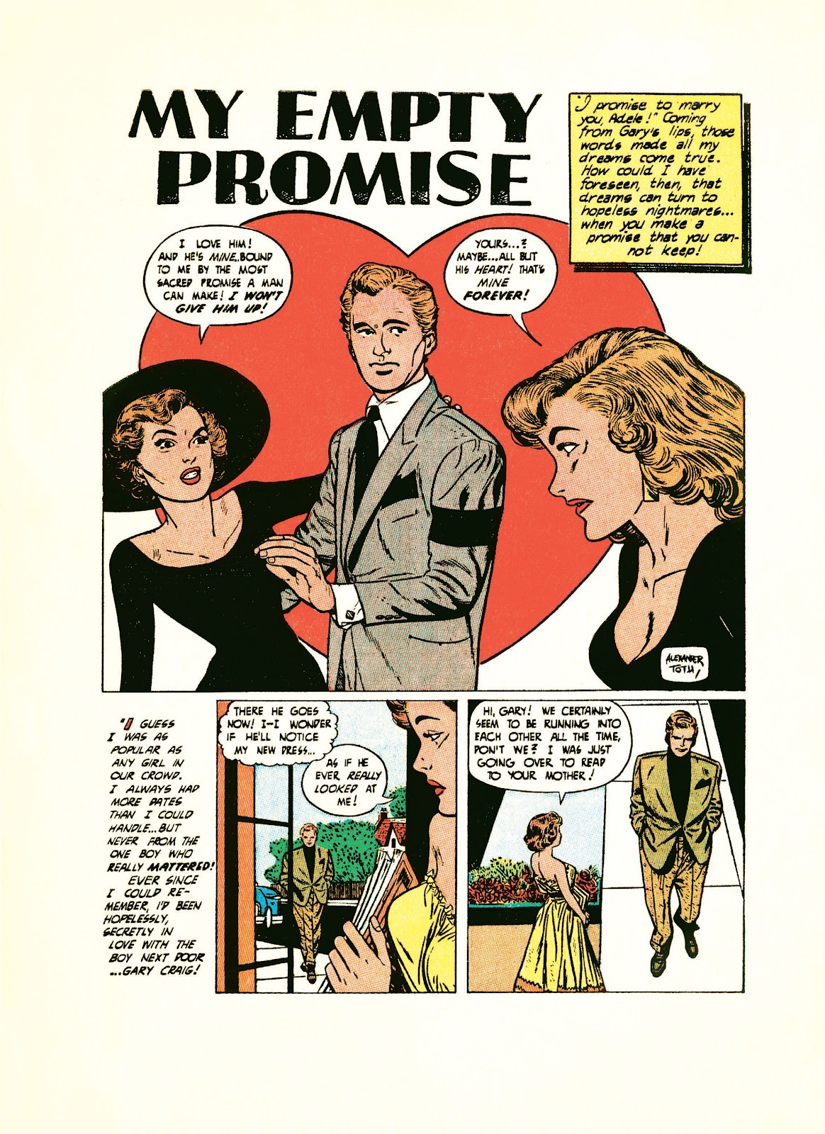 Read online Setting the Standard: Comics by Alex Toth 1952-1954 comic -  Issue # TPB (Part 1) - 54