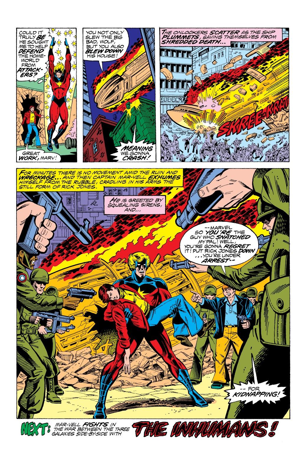 Read online Marvel Masterworks: The Inhumans comic -  Issue # TPB 2 (Part 3) - 27