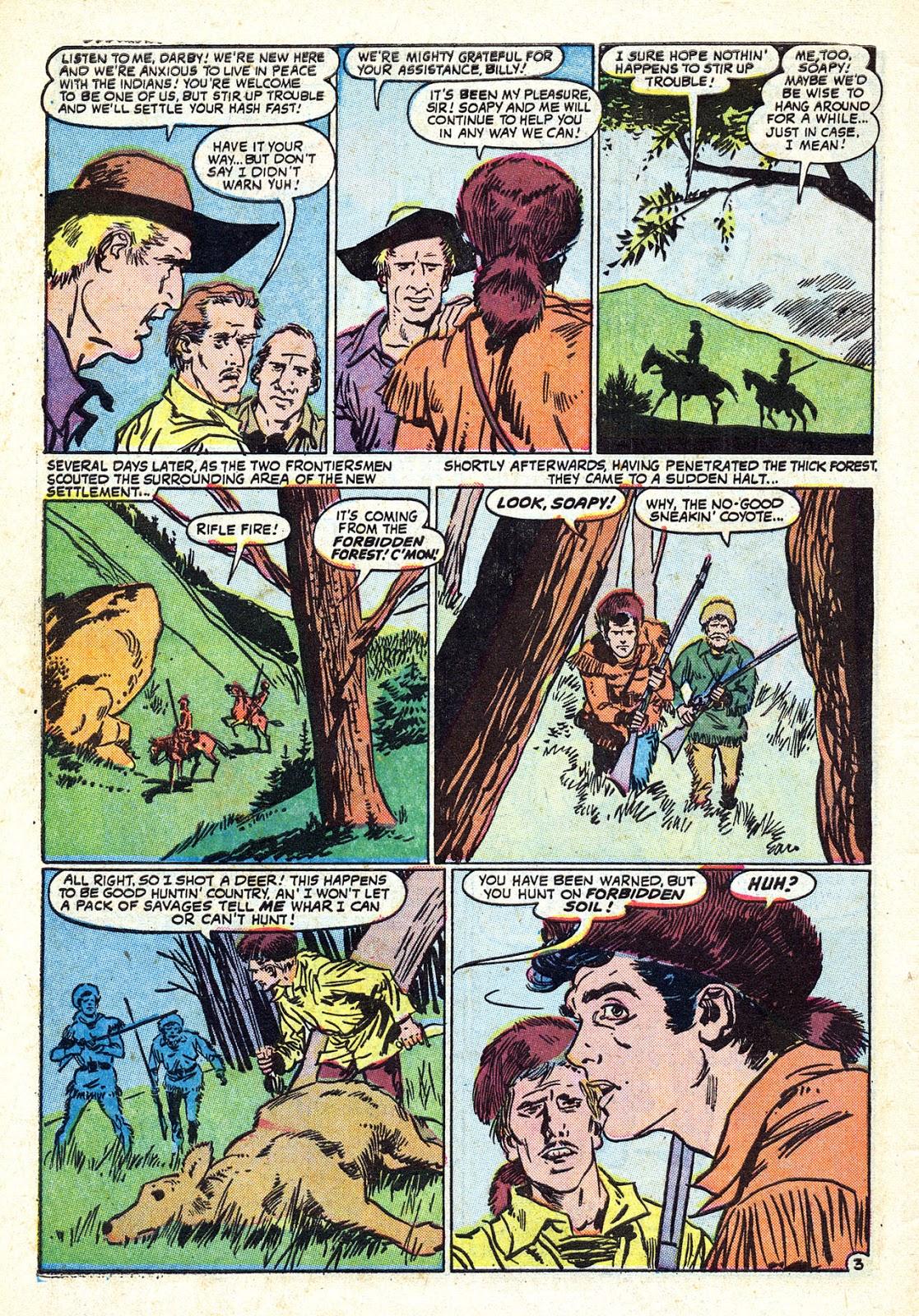 Gunsmoke Western issue 34 - Page 30