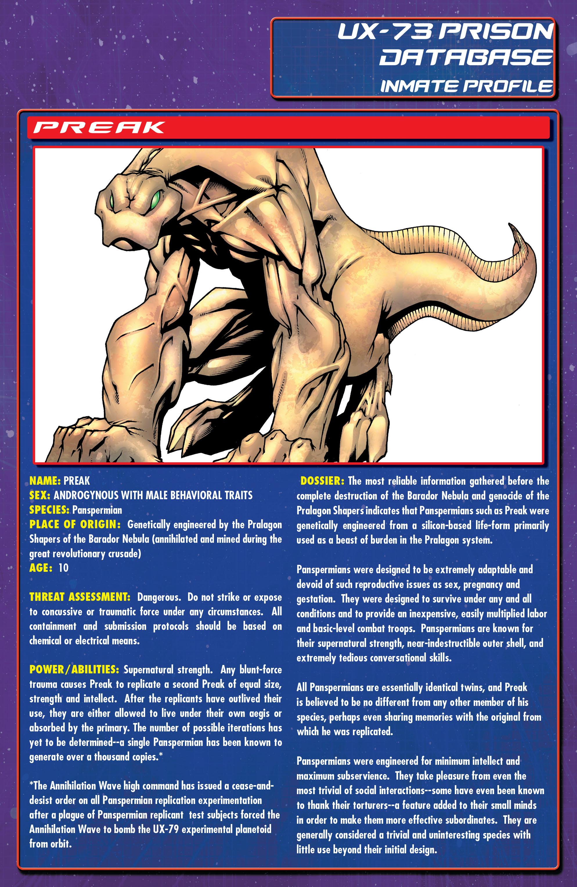 Read online Annihilation: Super-Skrull comic -  Issue #3 - 27