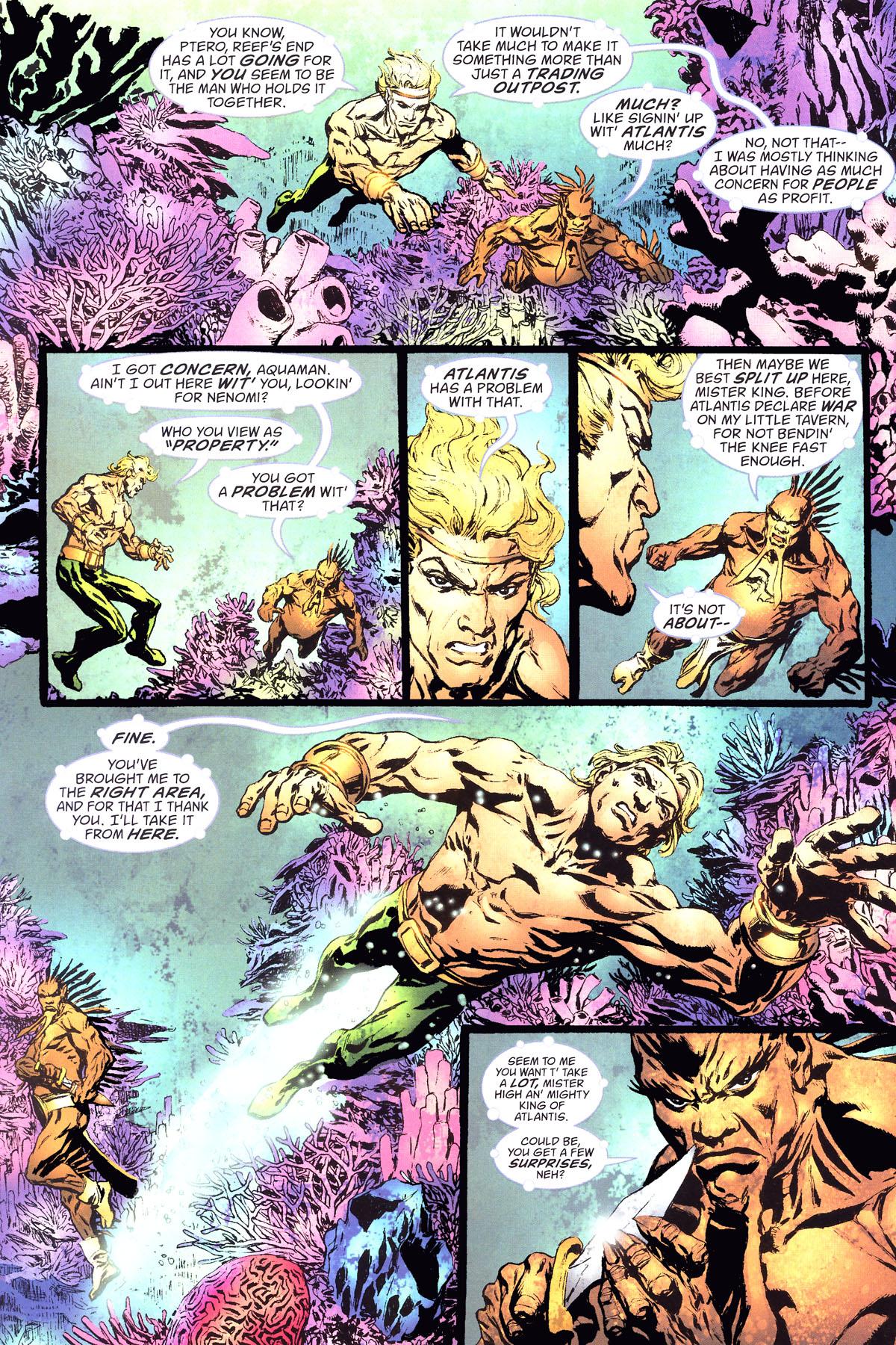Read online Aquaman: Sword of Atlantis comic -  Issue #47 - 9