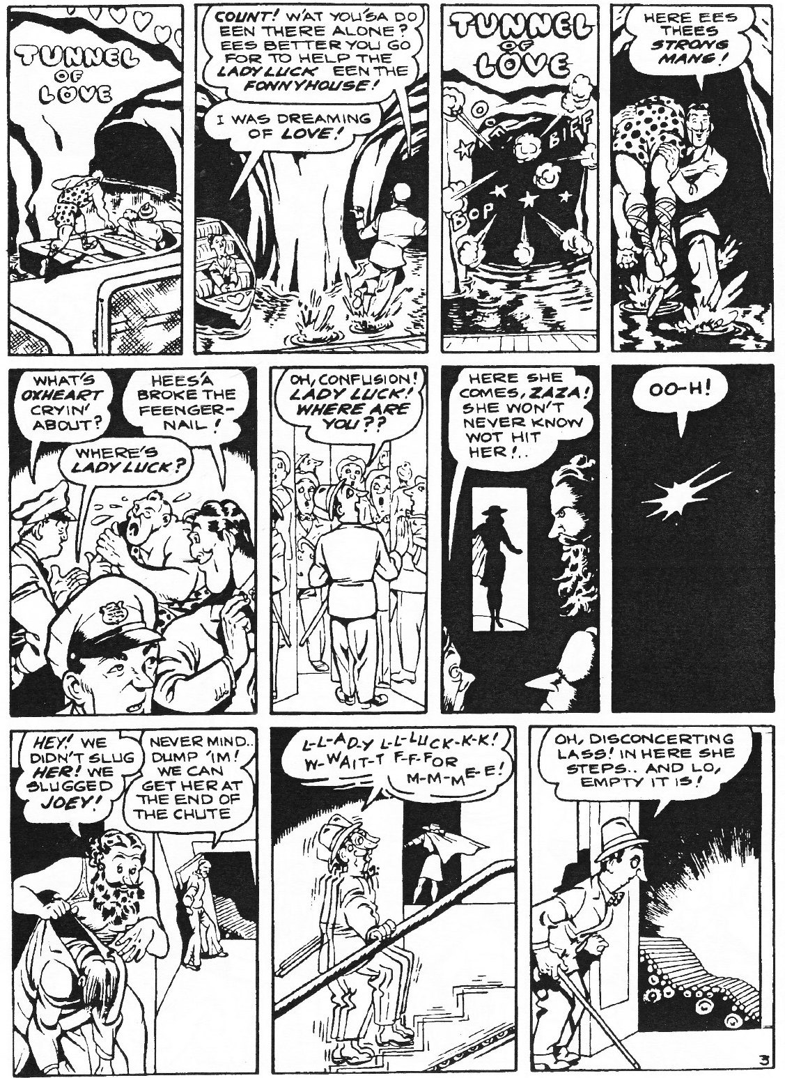 Read online Men of Mystery Comics comic -  Issue #82 - 155