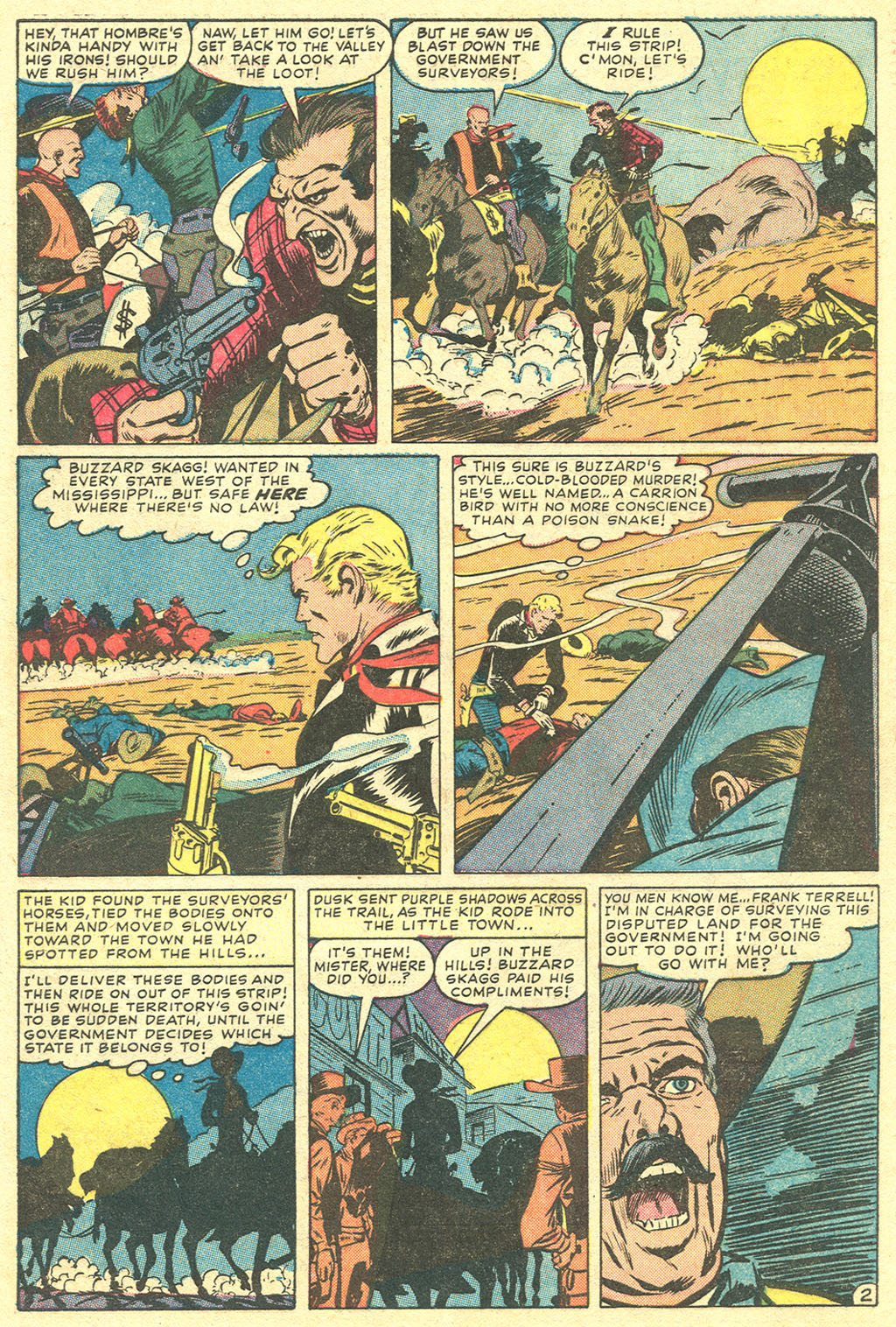 Read online Two-Gun Kid comic -  Issue #21 - 28