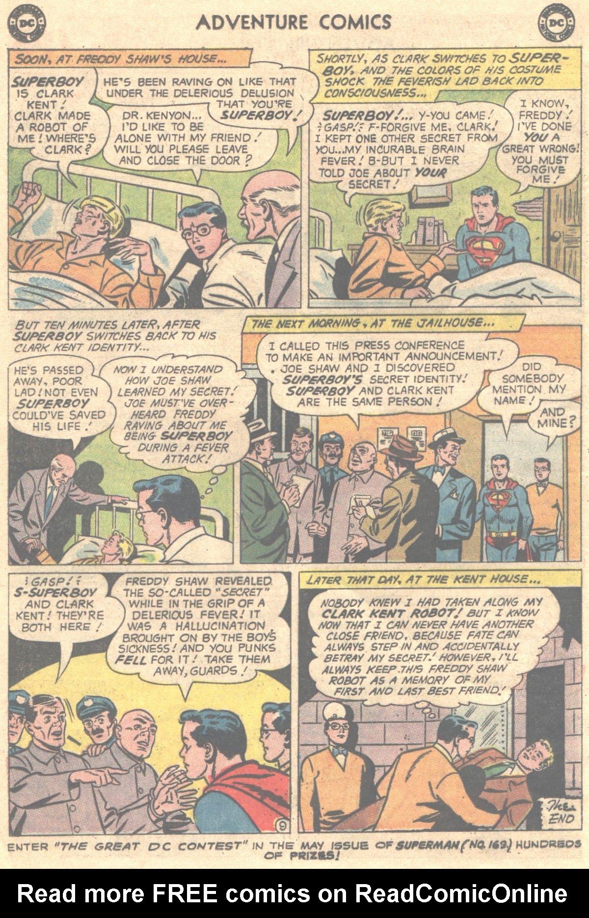 Read online Adventure Comics (1938) comic -  Issue #319 - 33