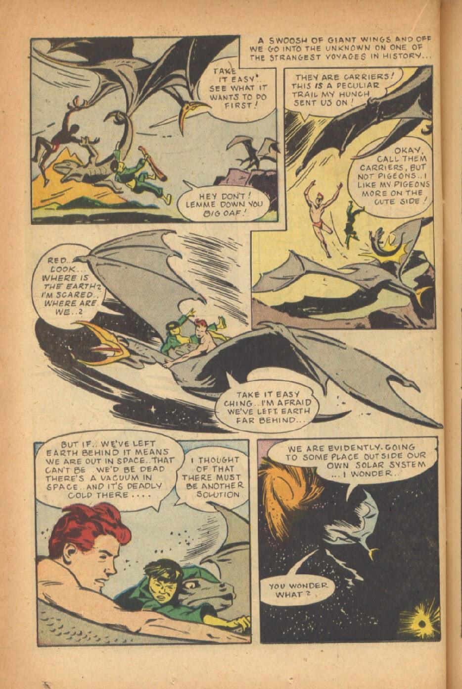 Read online Super-Magician Comics comic -  Issue #47 - 34