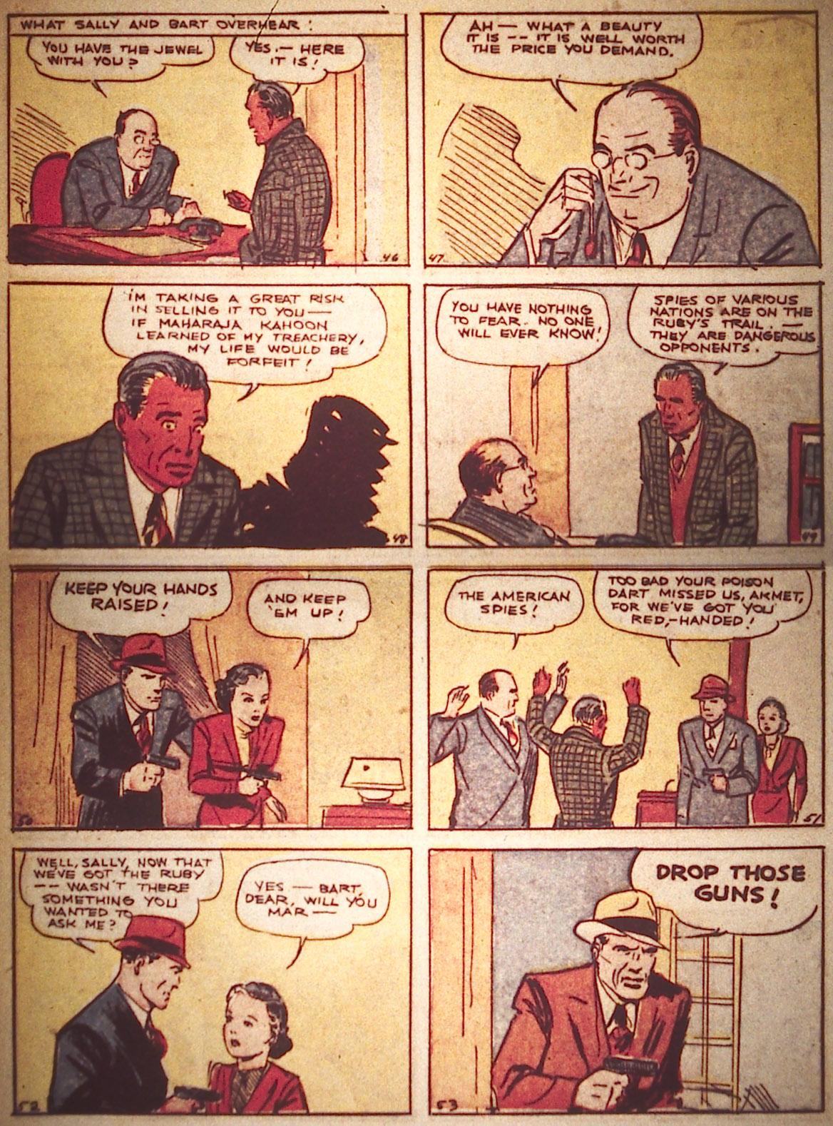 Read online Detective Comics (1937) comic -  Issue #18 - 32