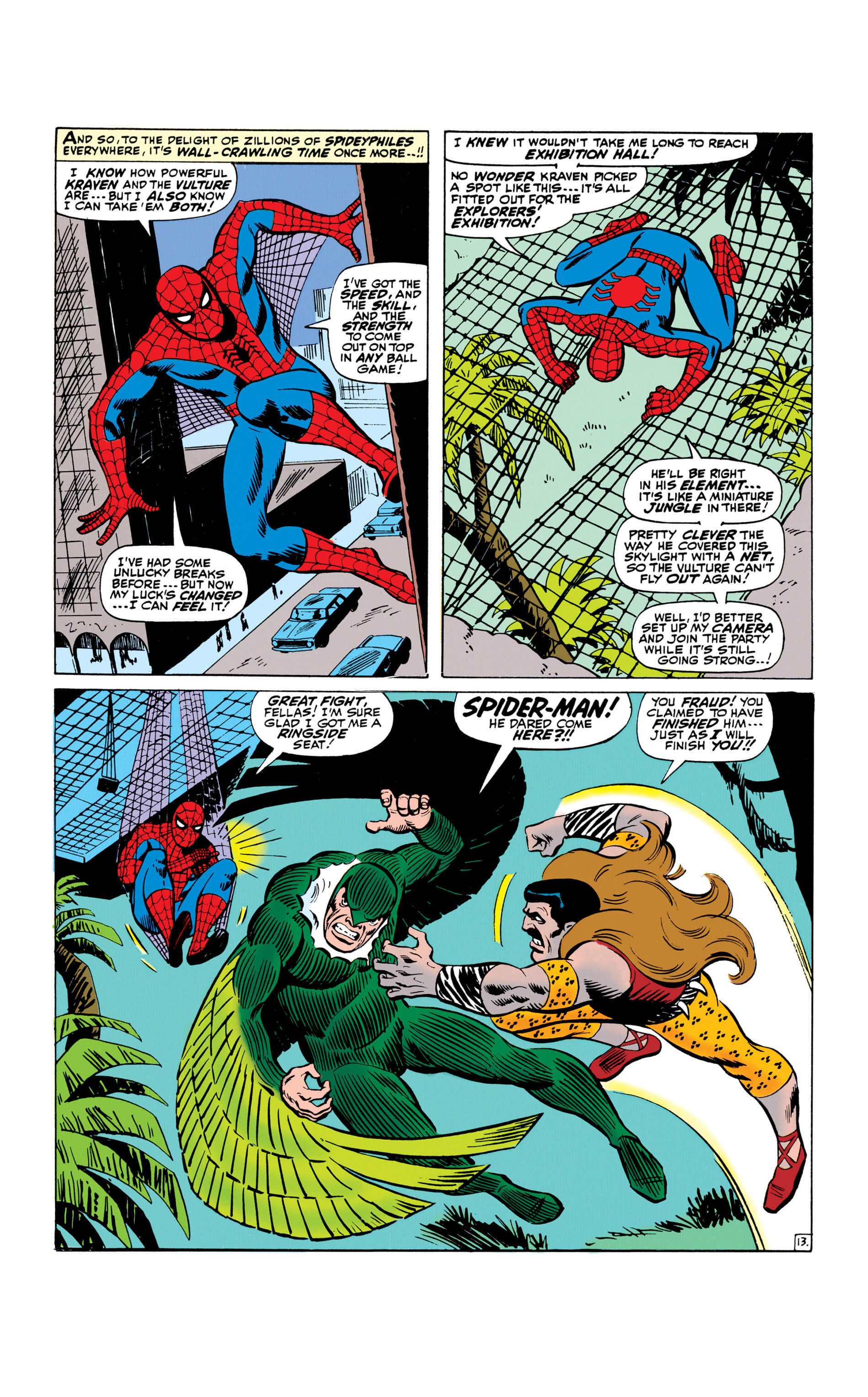 The Amazing Spider-Man (1963) 49 Page 13