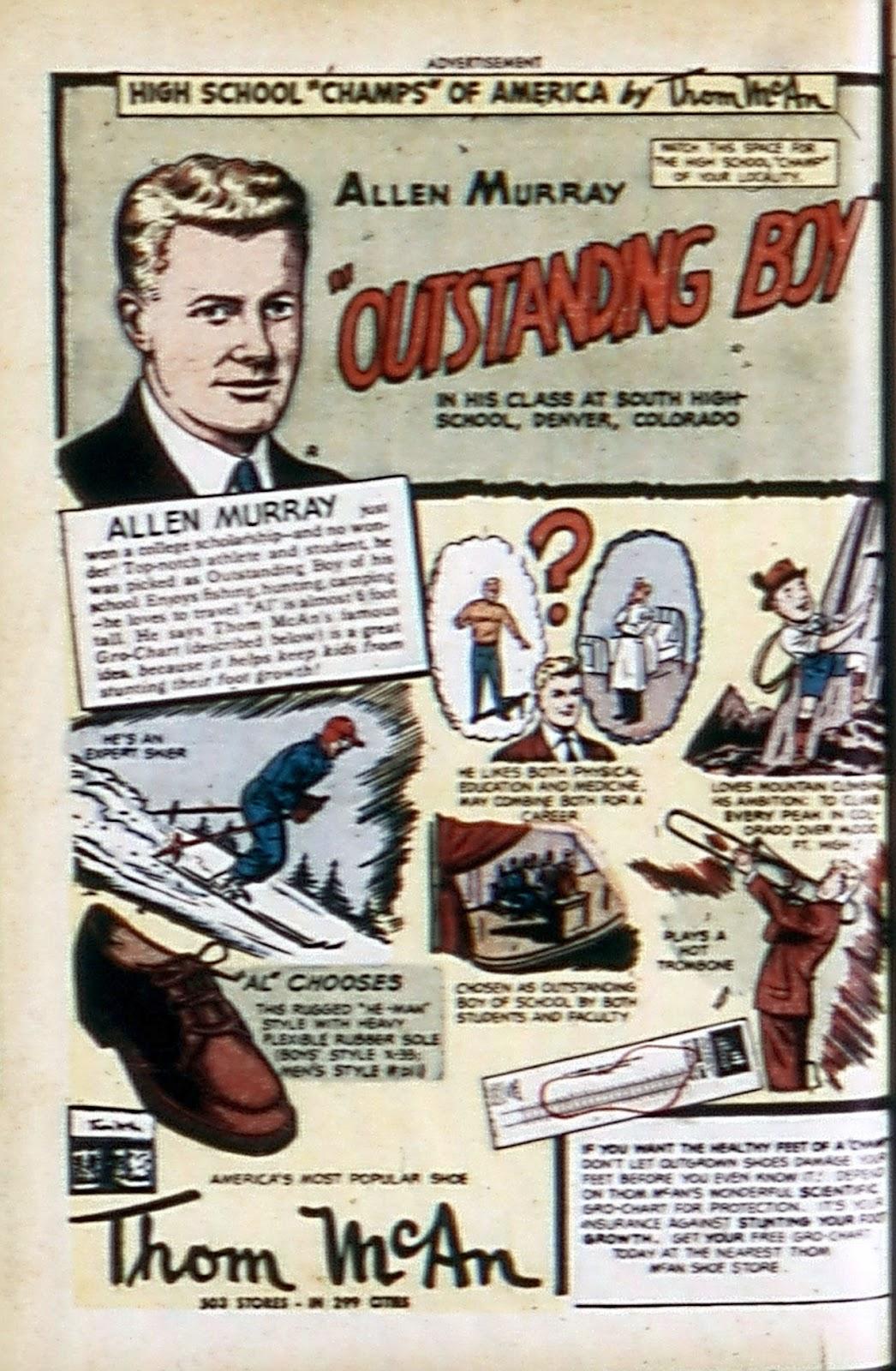 Green Lantern (1941) Issue #32 #32 - English 49