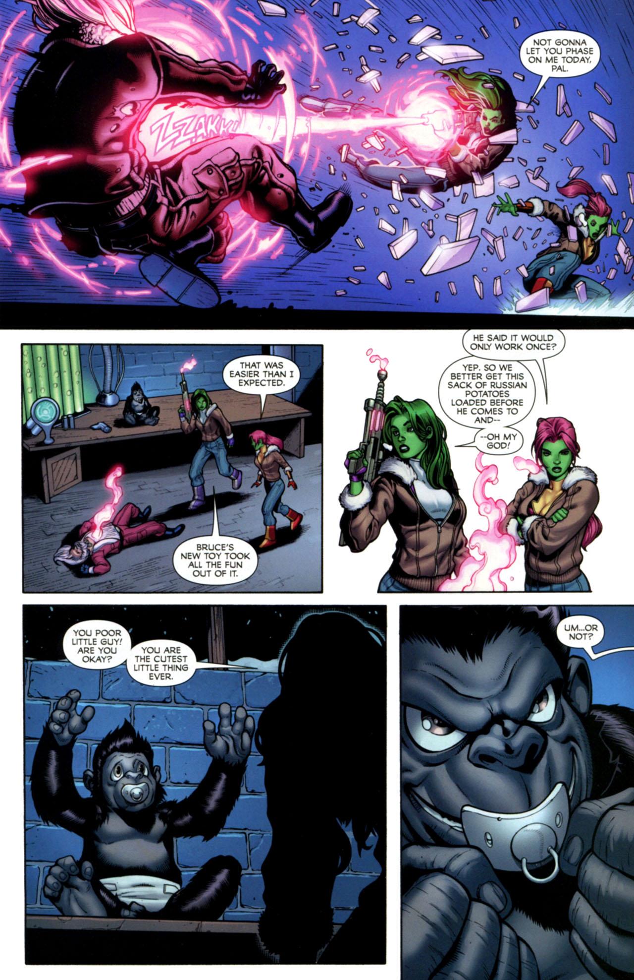 Read online She-Hulks comic -  Issue #2 - 19