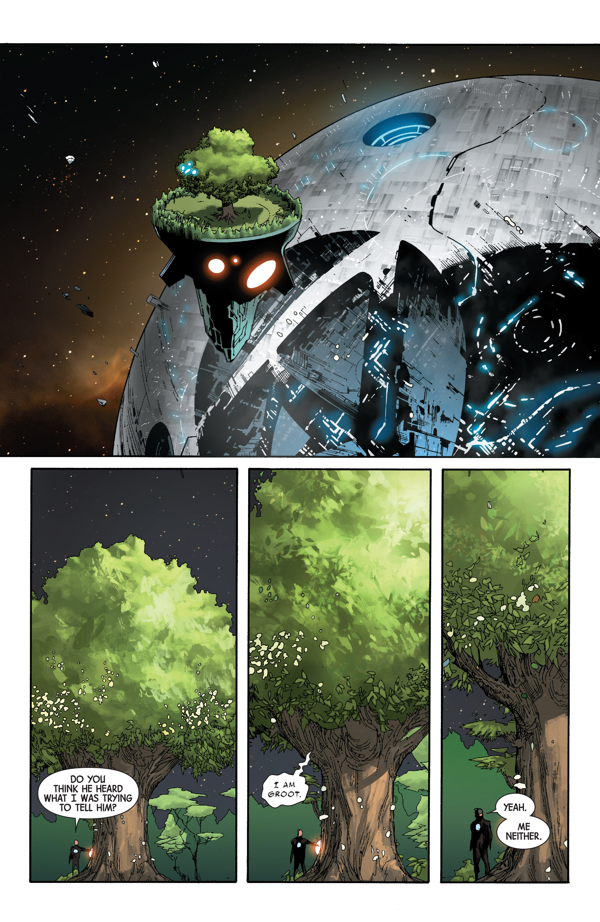 Read online Avengers (2013) comic -  Issue #32 - 22