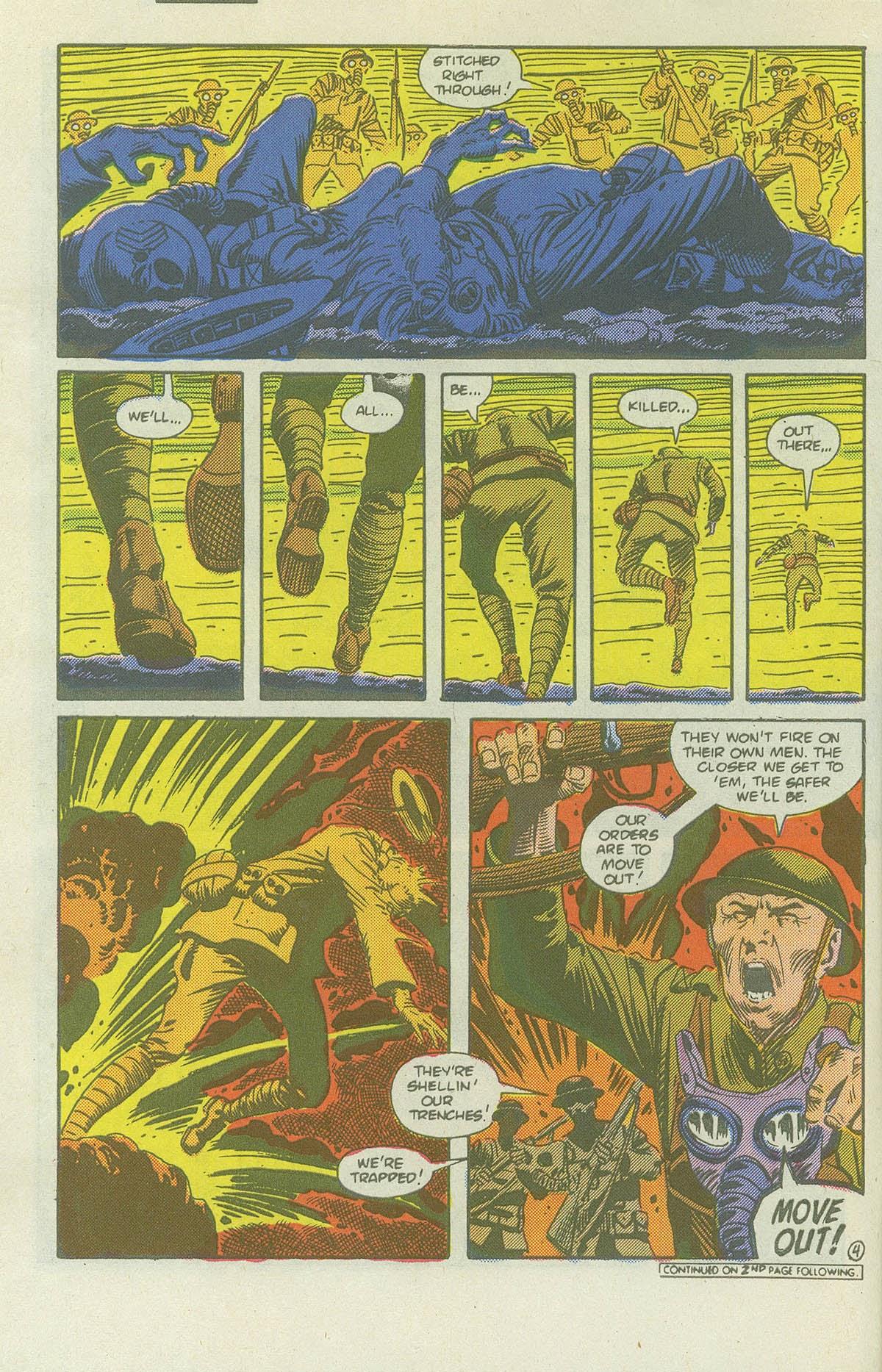 Read online Sgt. Rock comic -  Issue #419 - 5