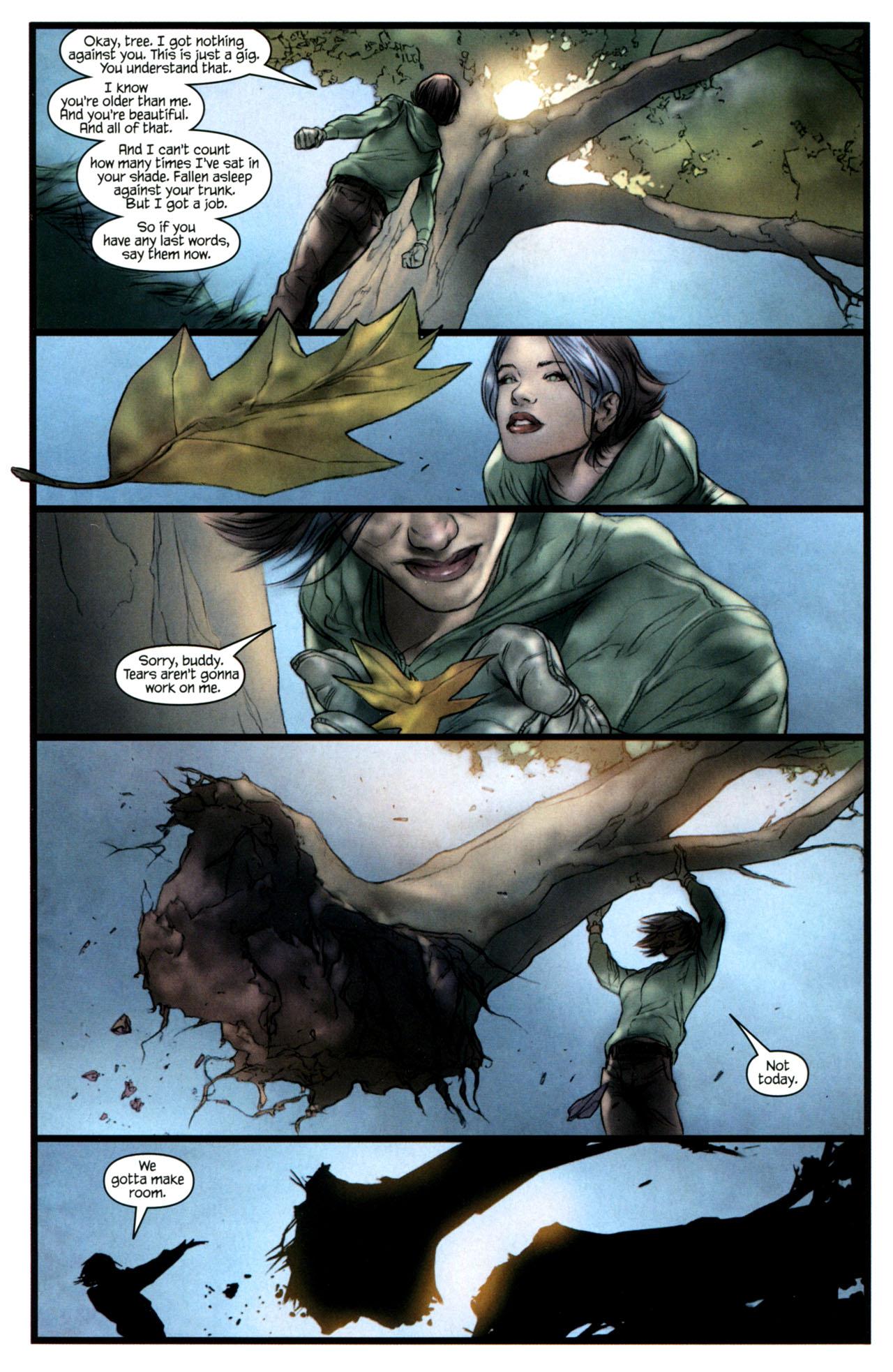 Read online Ultimatum: X-Men Requiem comic -  Issue # Full - 8