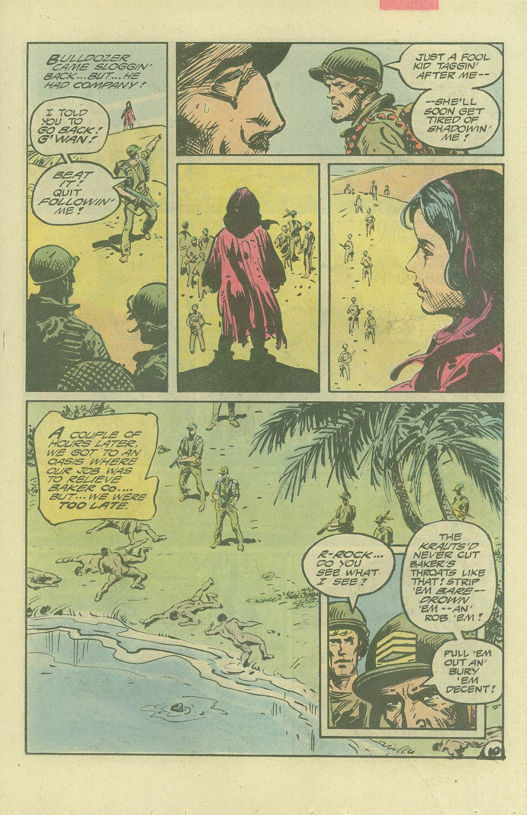 Sgt. Rock issue 388 - Page 14