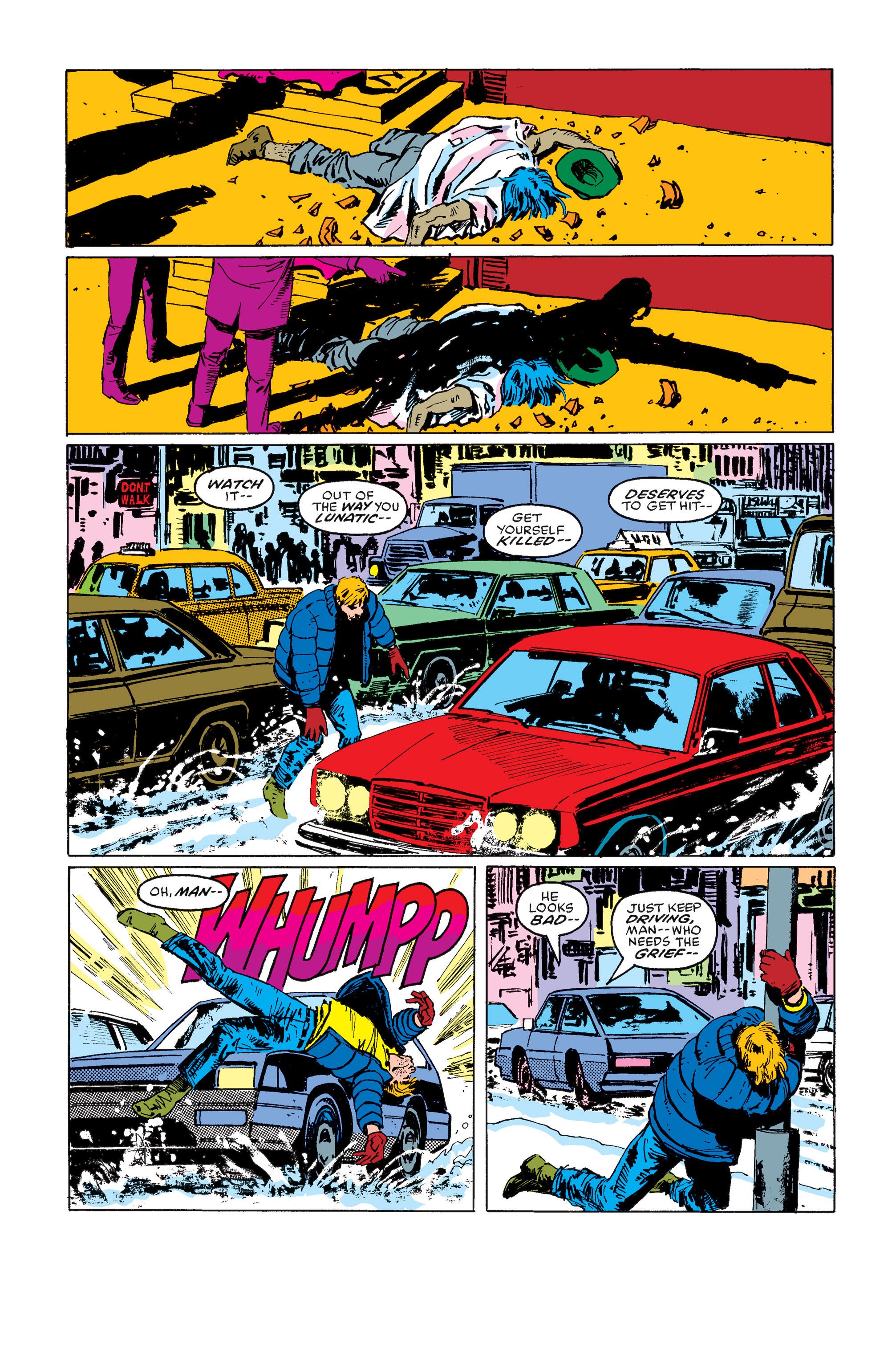 Read online Daredevil: Born Again comic -  Issue # Full - 88