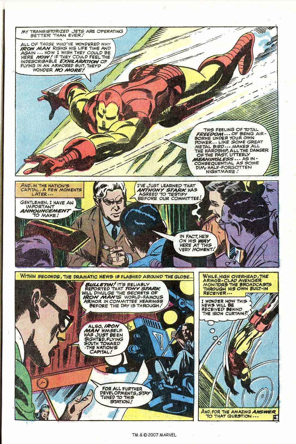 Iron Man Annual issue 2 - Page 23