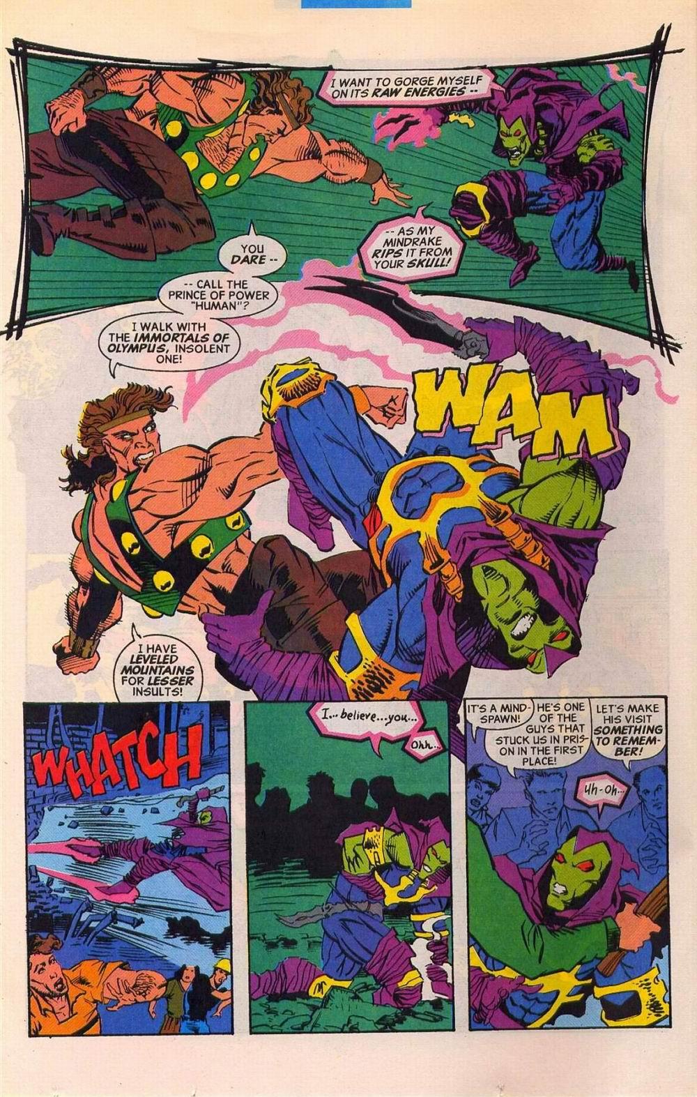 Read online Sleepwalker comic -  Issue #27 - 9