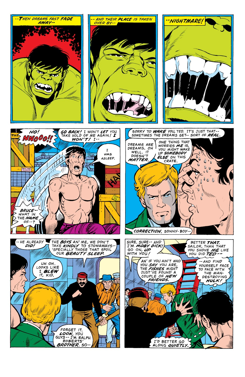 Read online Marvel Masterworks: The Incredible Hulk comic -  Issue # TPB 10 (Part 1) - 55