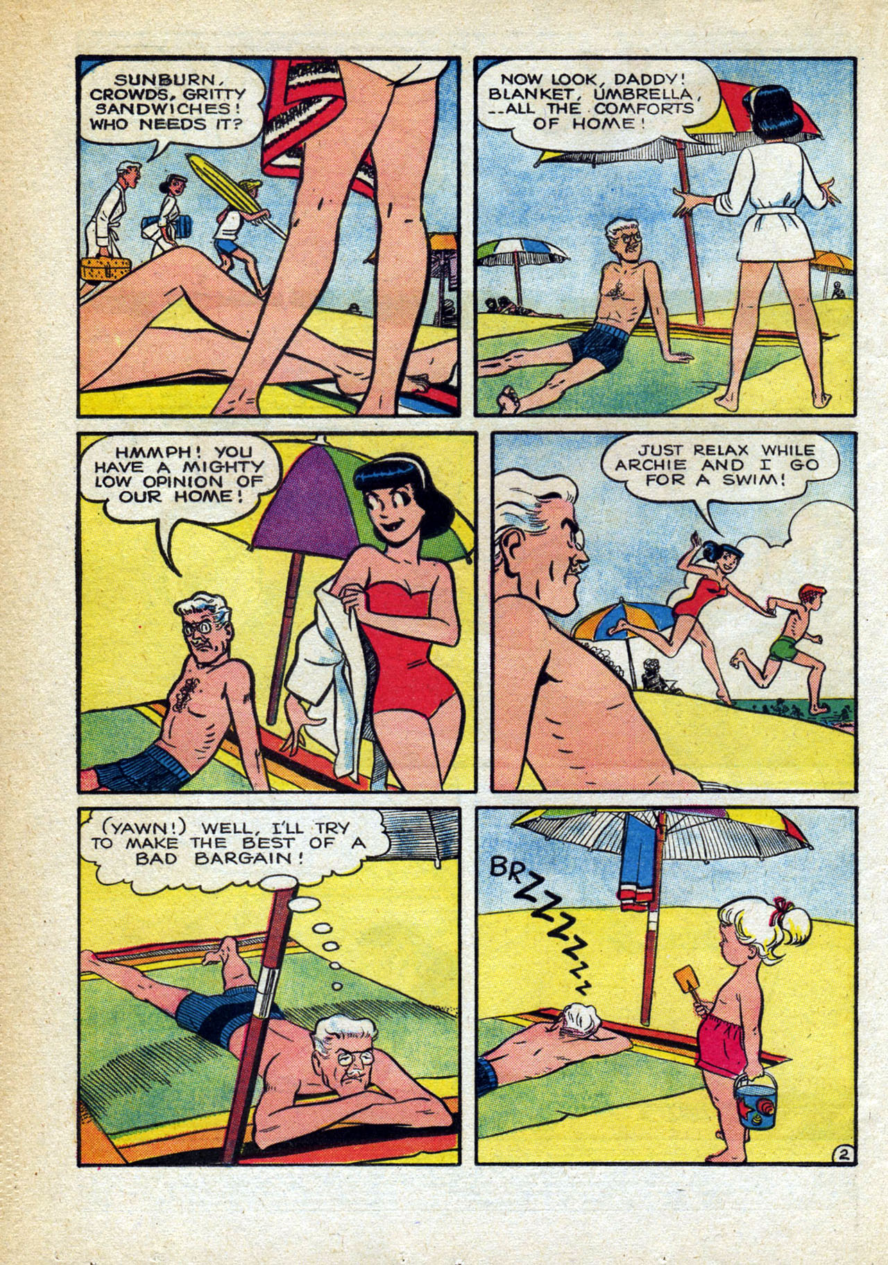 Read online Archie (1960) comic -  Issue #140 - 4