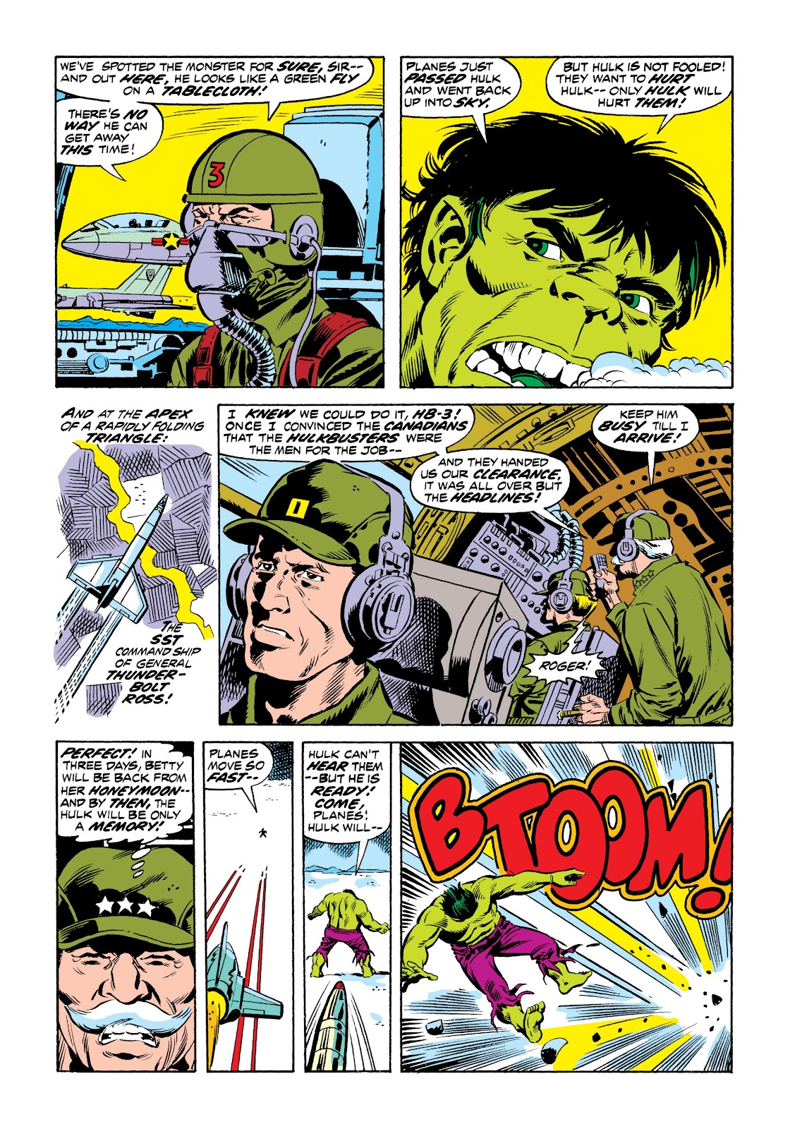 Read online Marvel Masterworks: The Incredible Hulk comic -  Issue # TPB 9 (Part 2) - 37