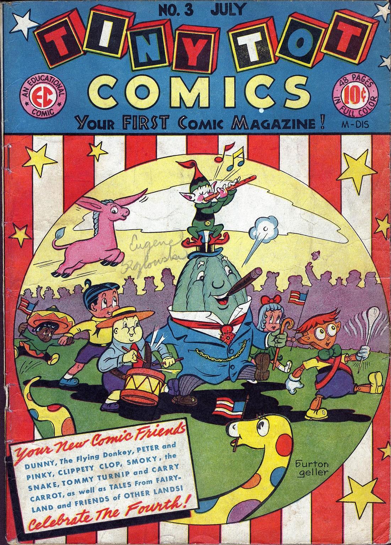 Tiny Tot Comics 3 Page 1