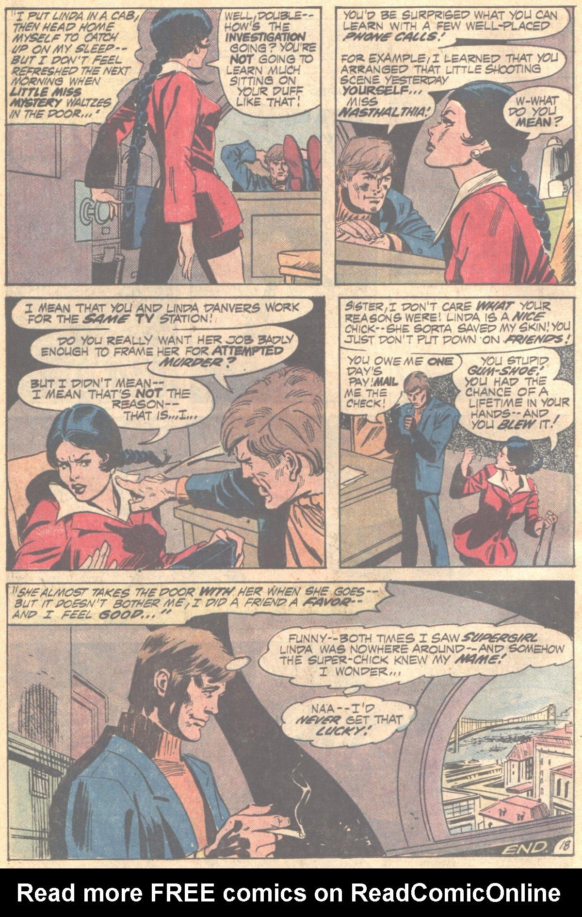 Read online Adventure Comics (1938) comic -  Issue #418 - 22