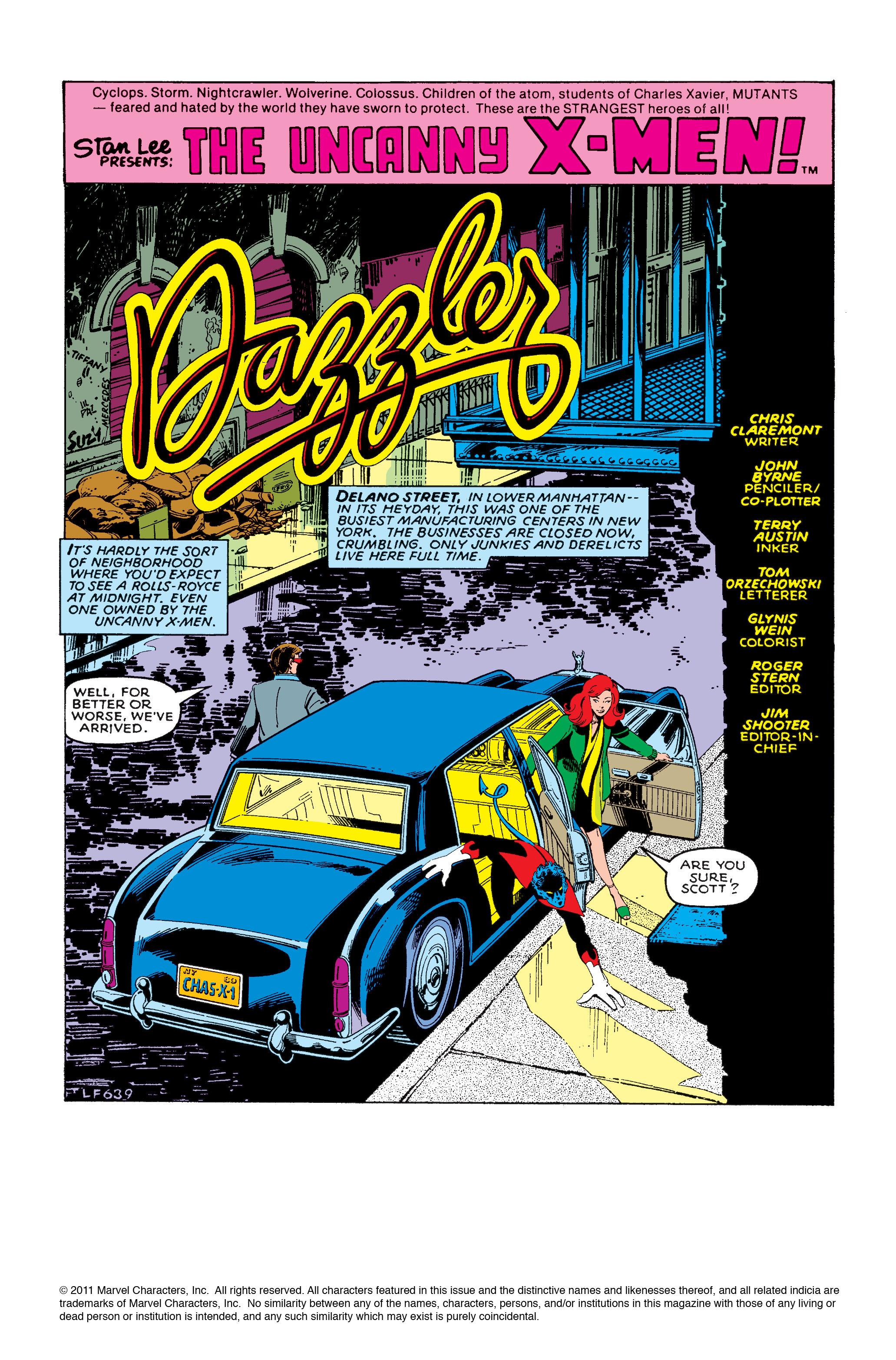 Read online Uncanny X-Men (1963) comic -  Issue #130 - 2