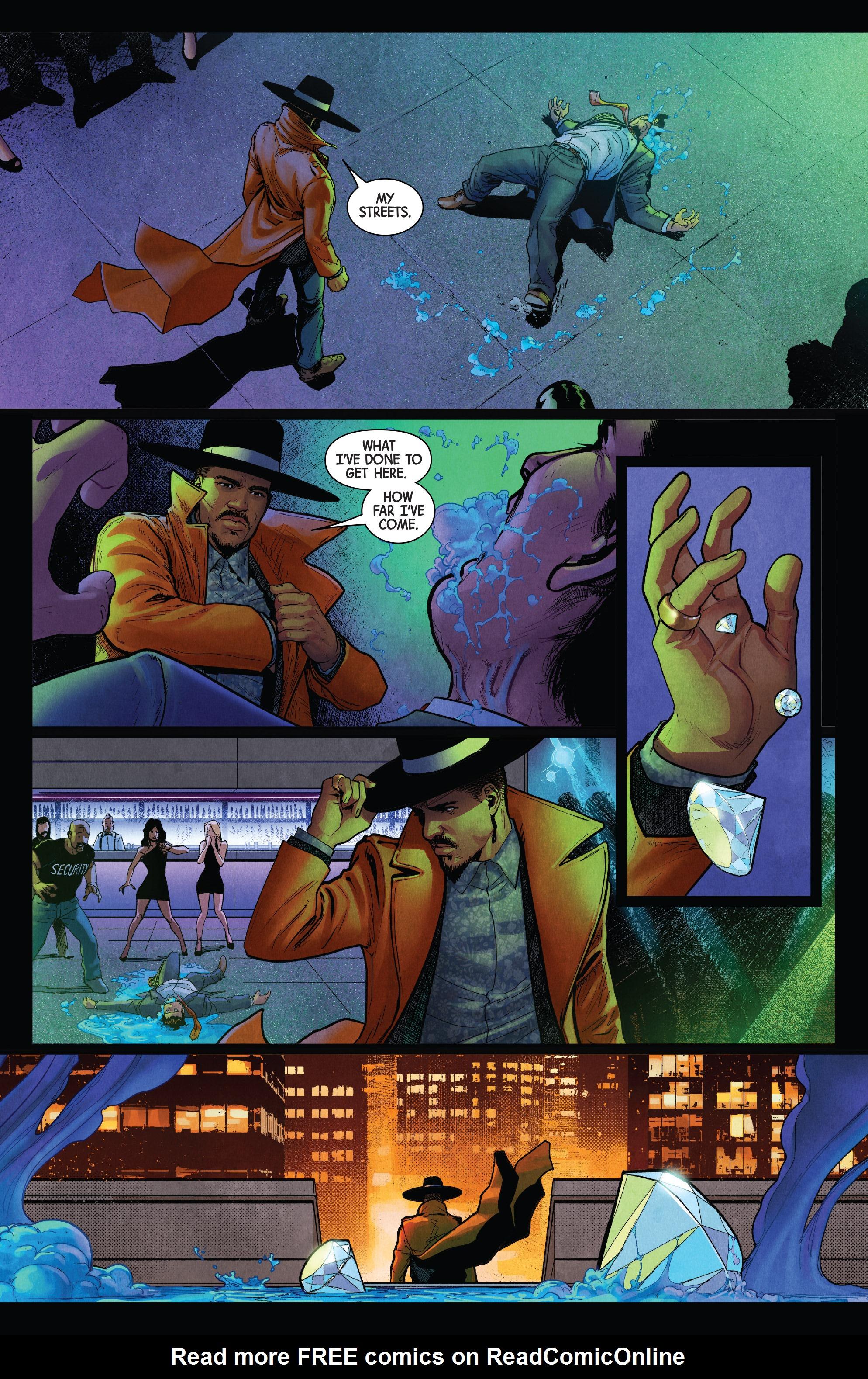 Read online Defenders (2017) comic -  Issue #1 - 4
