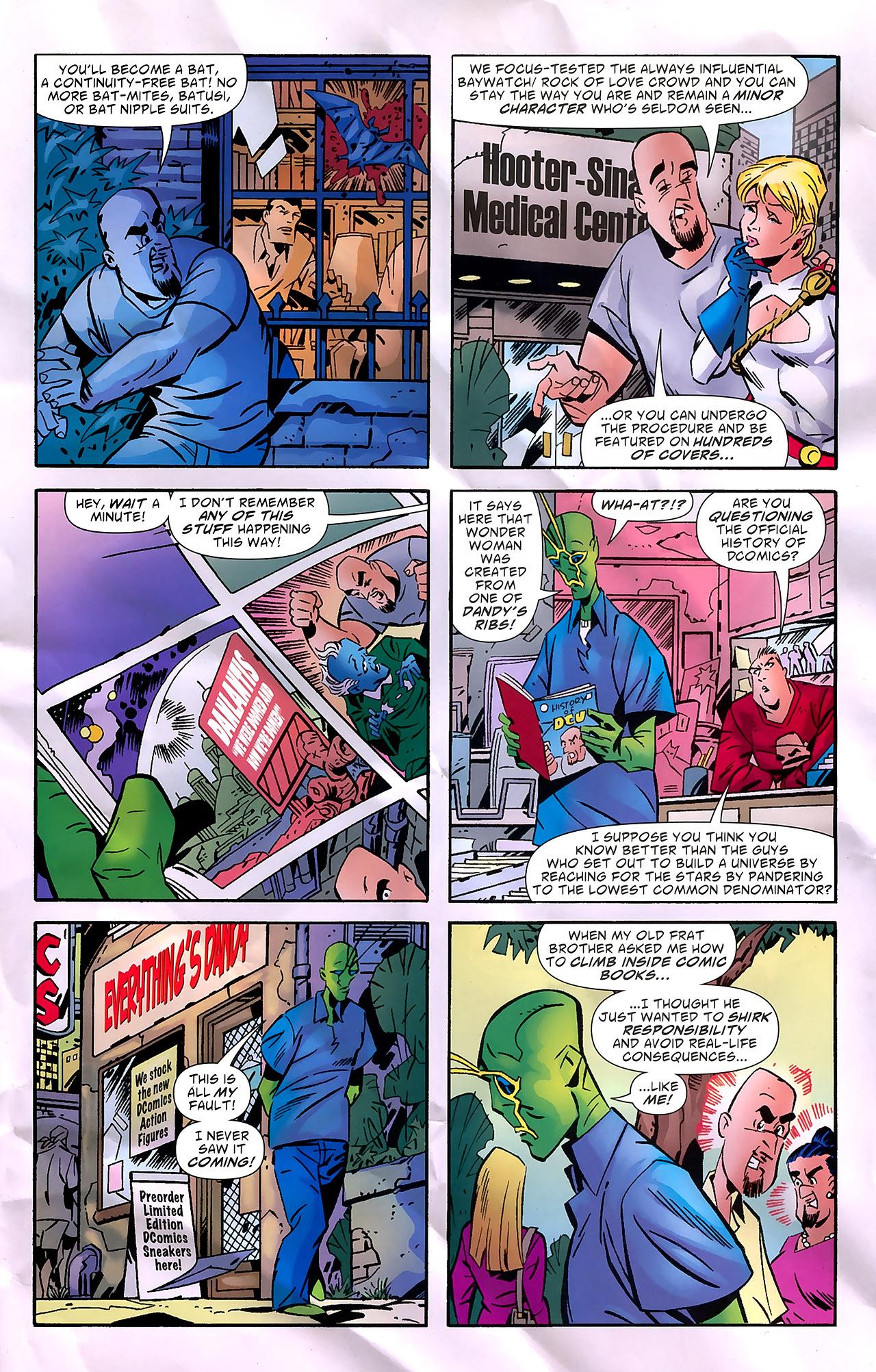 Read online Ambush Bug: Year None comic -  Issue #7 - 10