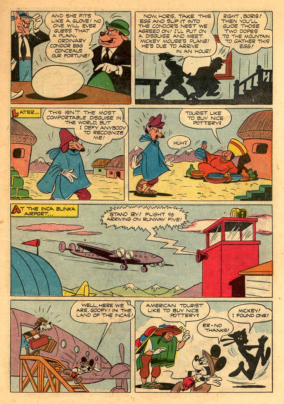 Four Color Comics issue 371 - Page 7