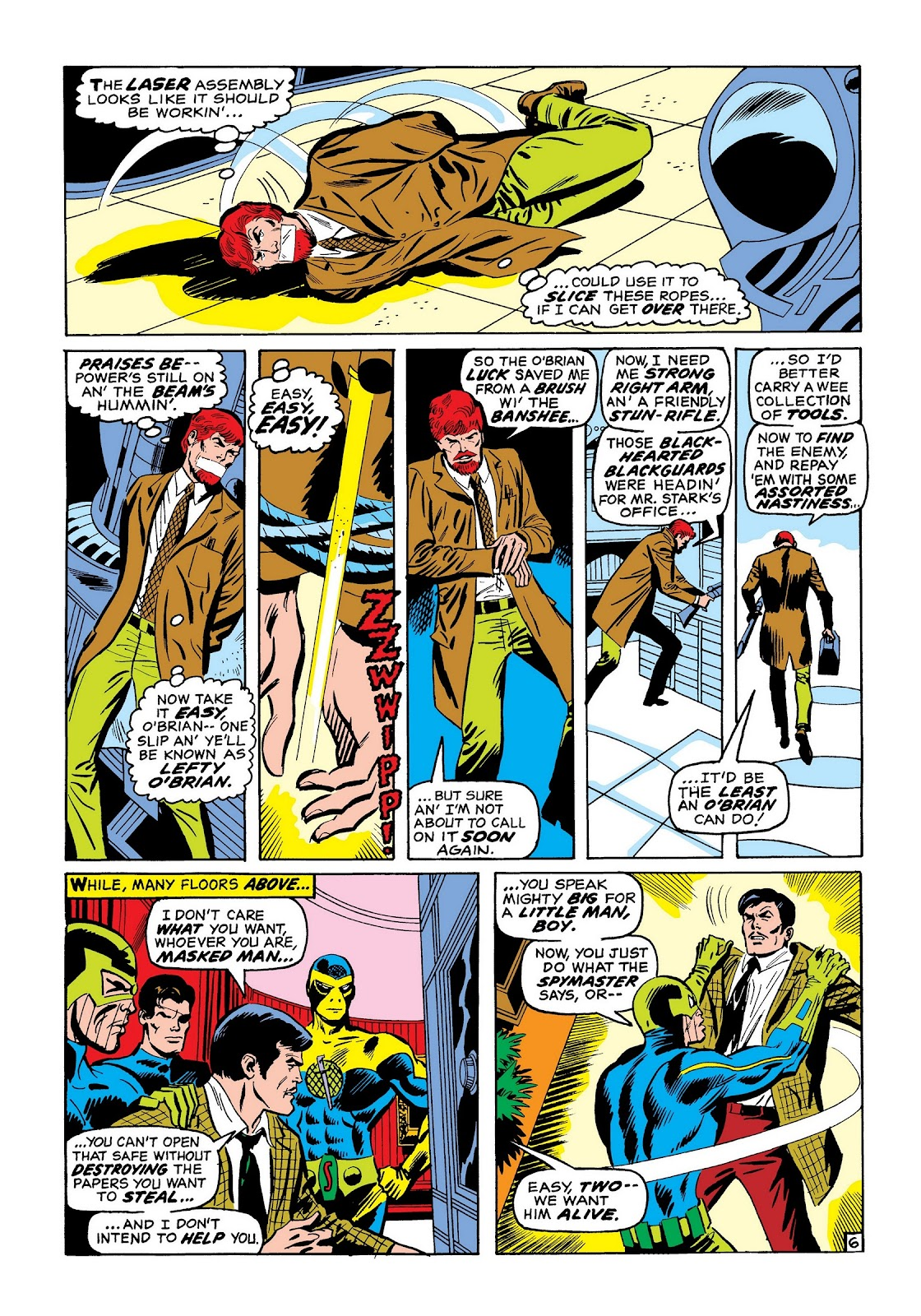 Read online Marvel Masterworks: The Invincible Iron Man comic -  Issue # TPB 7 (Part 2) - 75