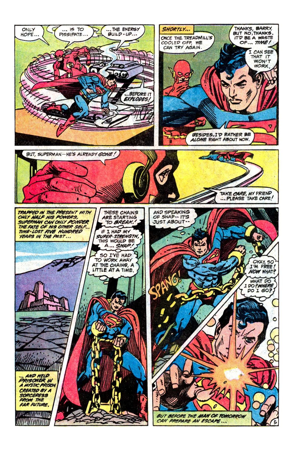 Read online Action Comics (1938) comic -  Issue #539 - 6
