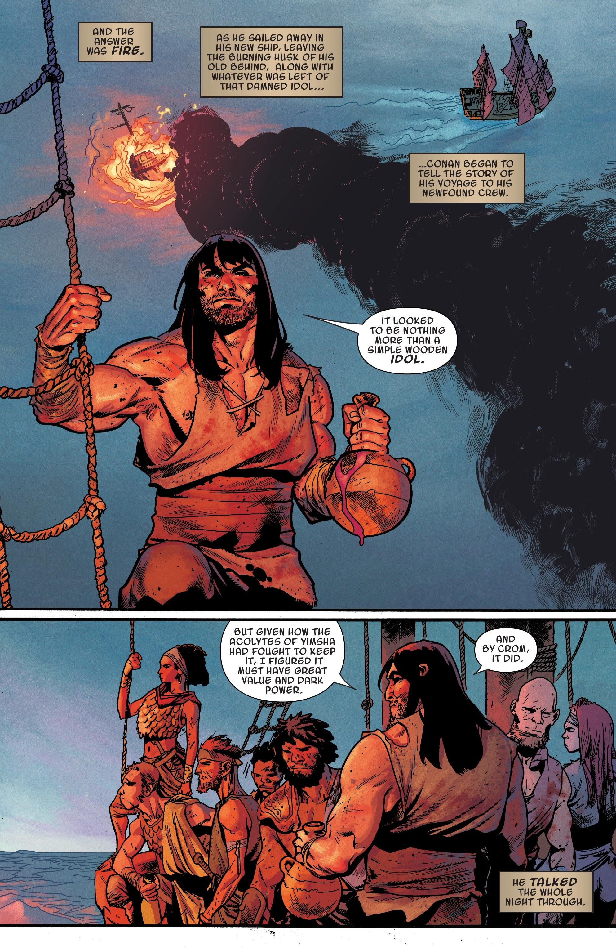 Conan The Barbarian 2019 Issue 5 | Read Conan The