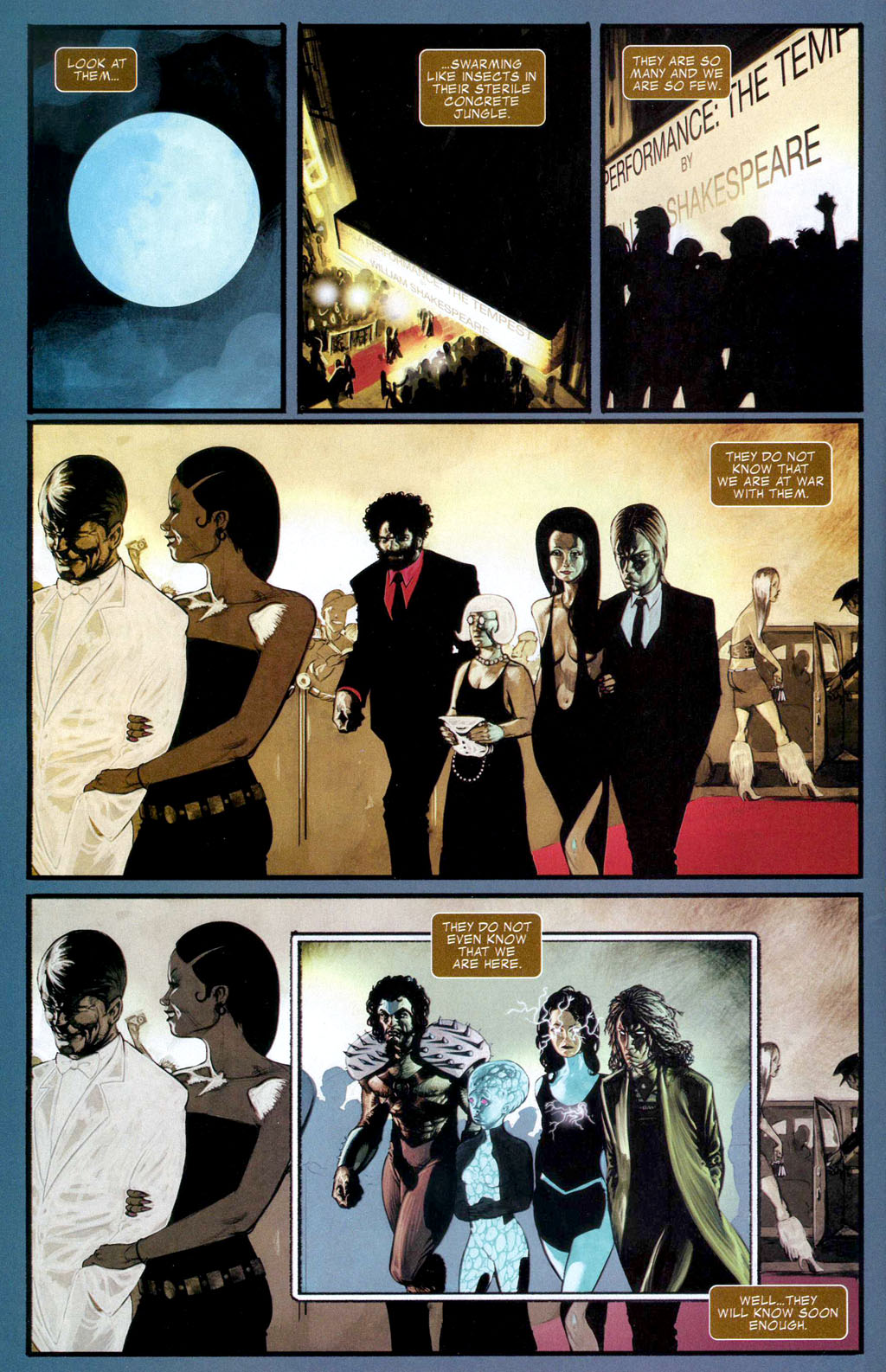 Read online Silent War comic -  Issue #1 - 3