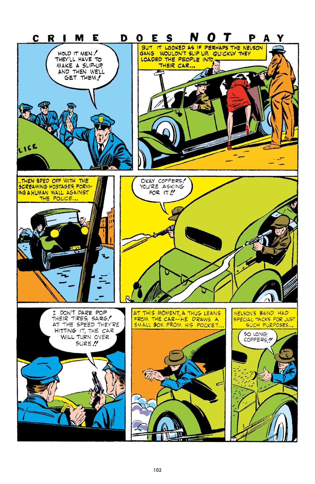 Read online Crime Does Not Pay Archives comic -  Issue # TPB 1 (Part 2) - 5