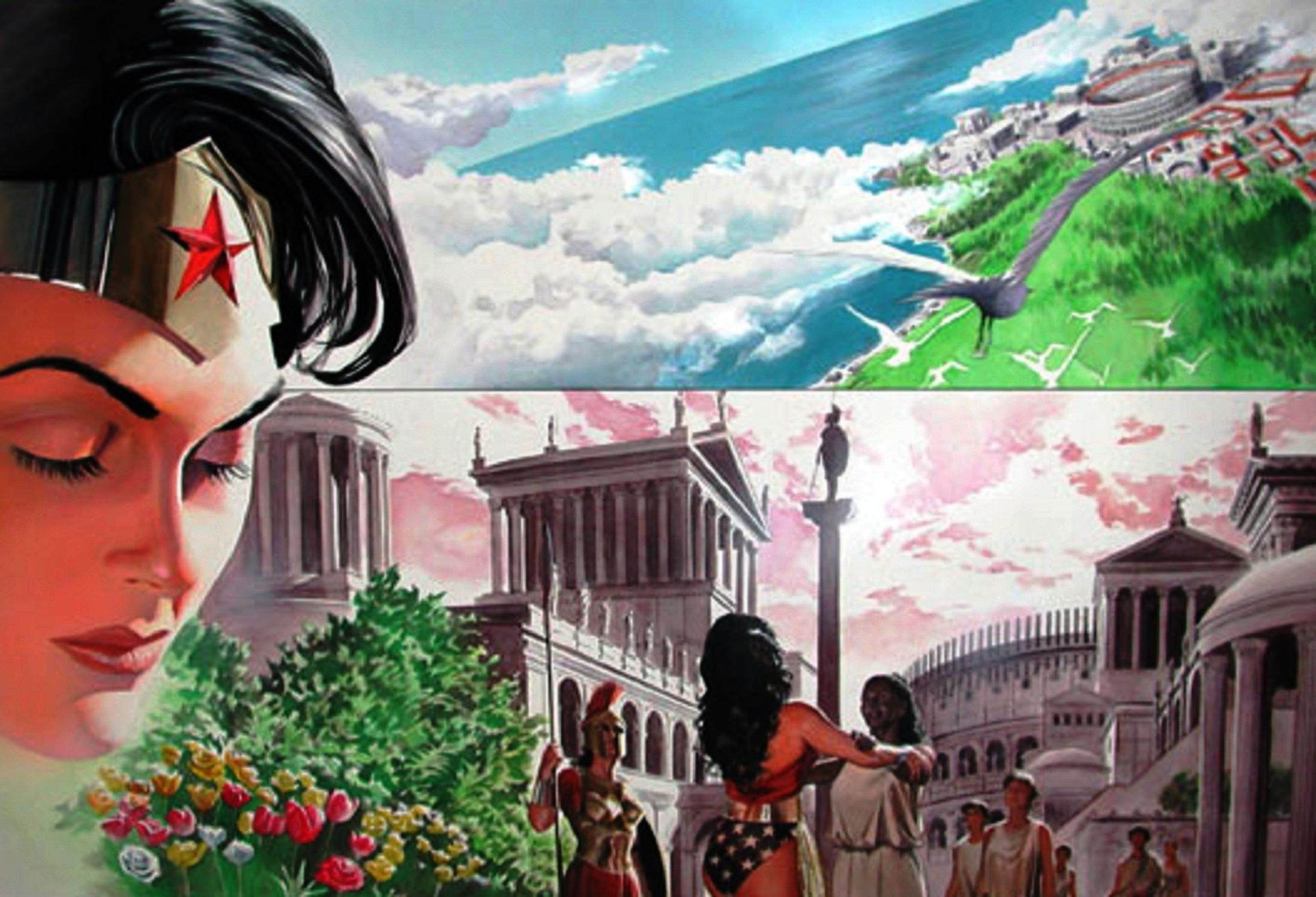 Read online Wonder Woman: Spirit of Truth comic -  Issue # Full - 20