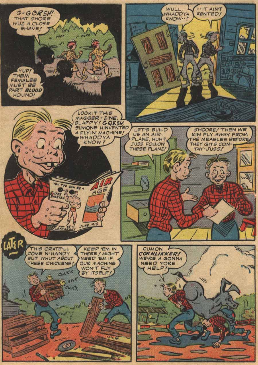 Zip Comics issue 37 - Page 15