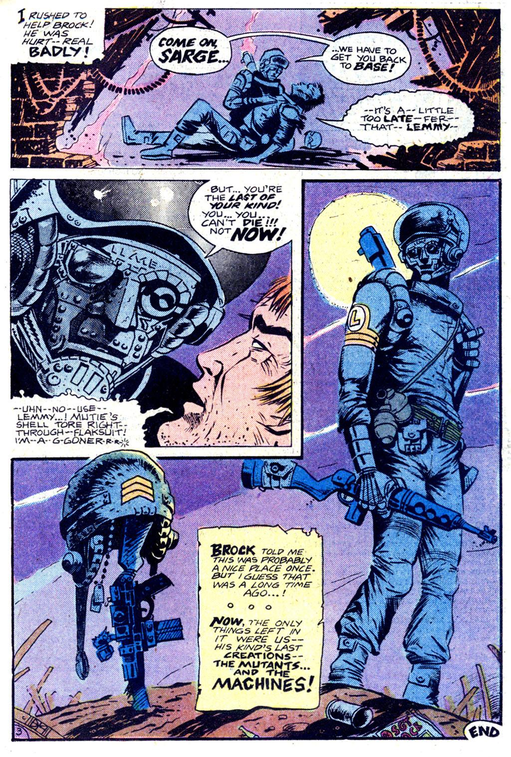 Read online Sgt. Rock comic -  Issue #354 - 15