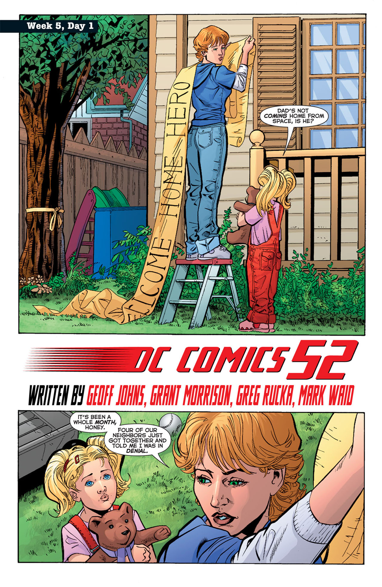 Read online 52 comic -  Issue #5 - 3