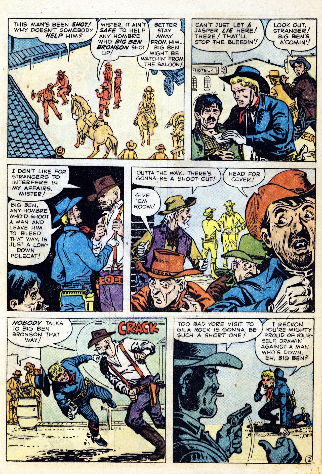 Read online Two-Gun Kid comic -  Issue #43 - 13